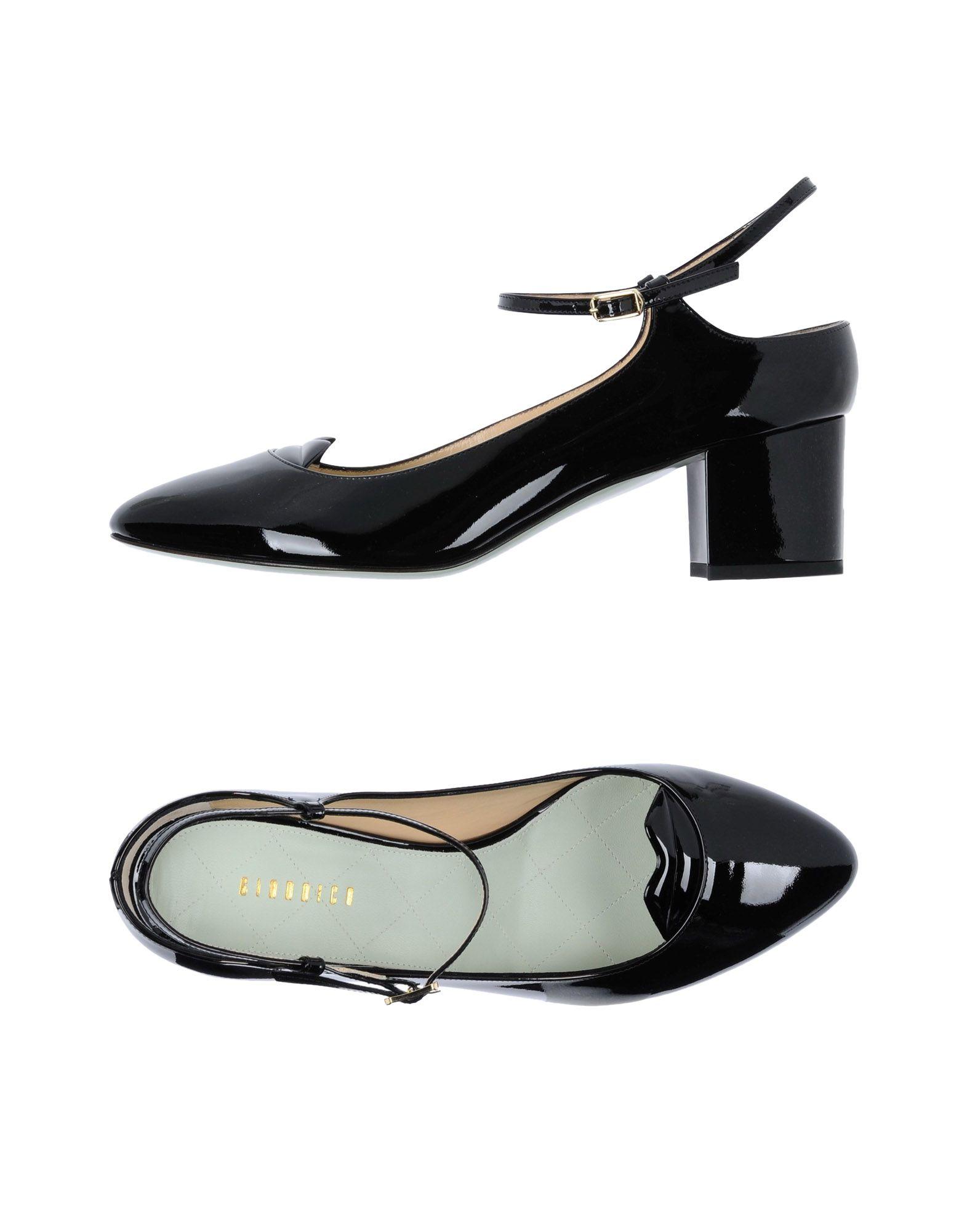 Giannico Pumps Damen  11488561UOGut aussehende strapazierfähige Schuhe