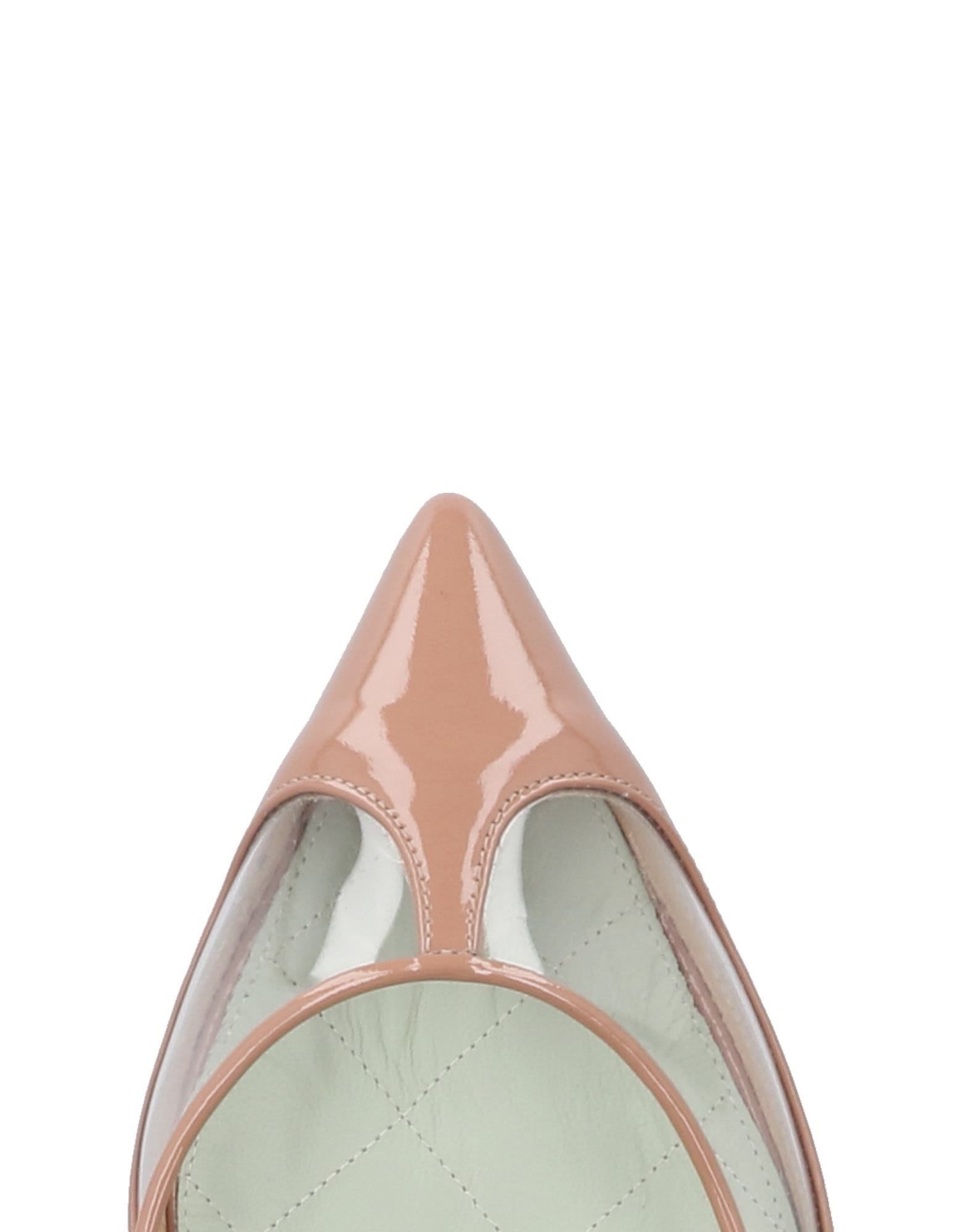 Stilvolle billige Schuhe Giannico Pumps Damen  11488571SX