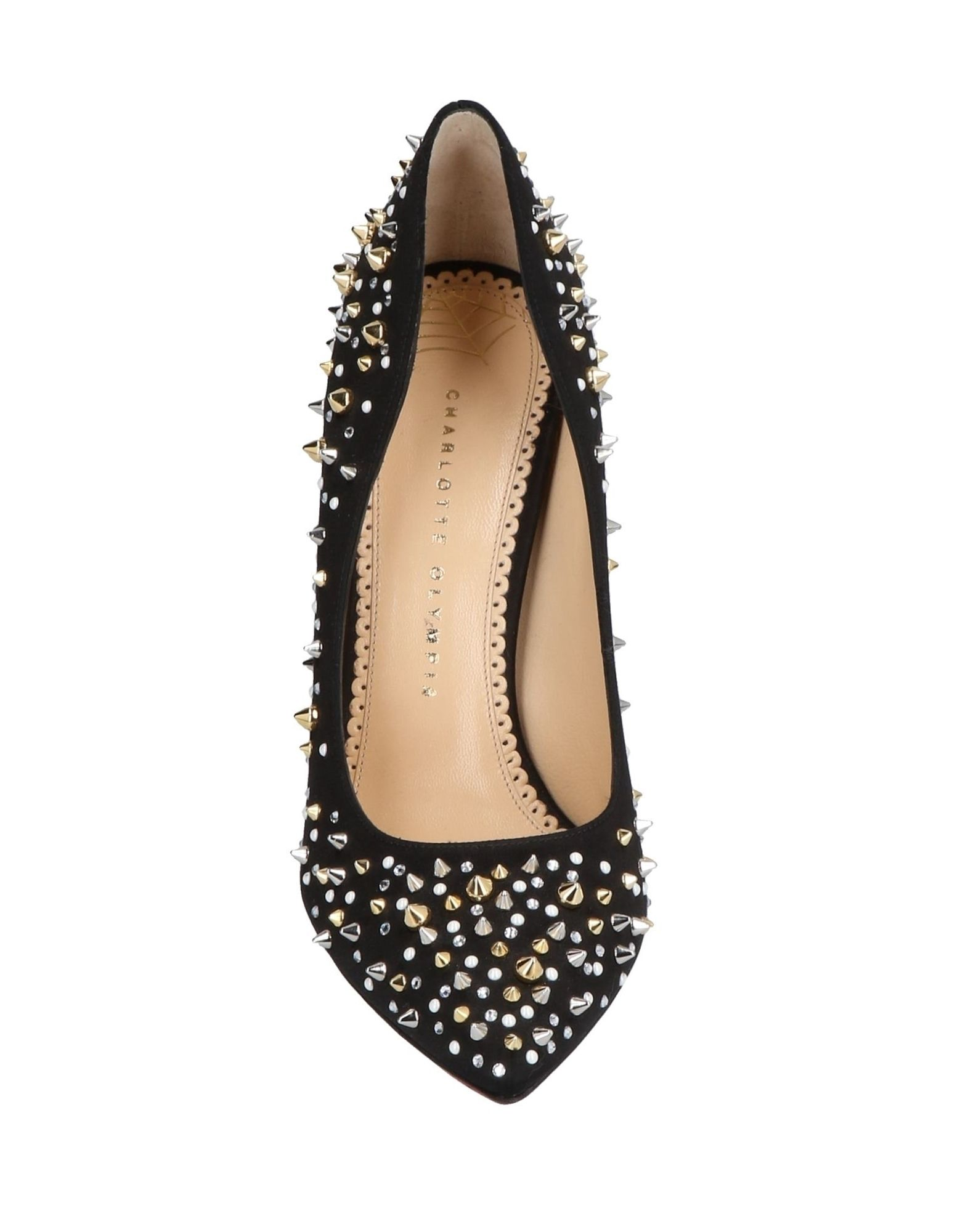 Charlotte  Olympia Pumps Damen  Charlotte 11488580WUGünstige gut aussehende Schuhe c7b50a