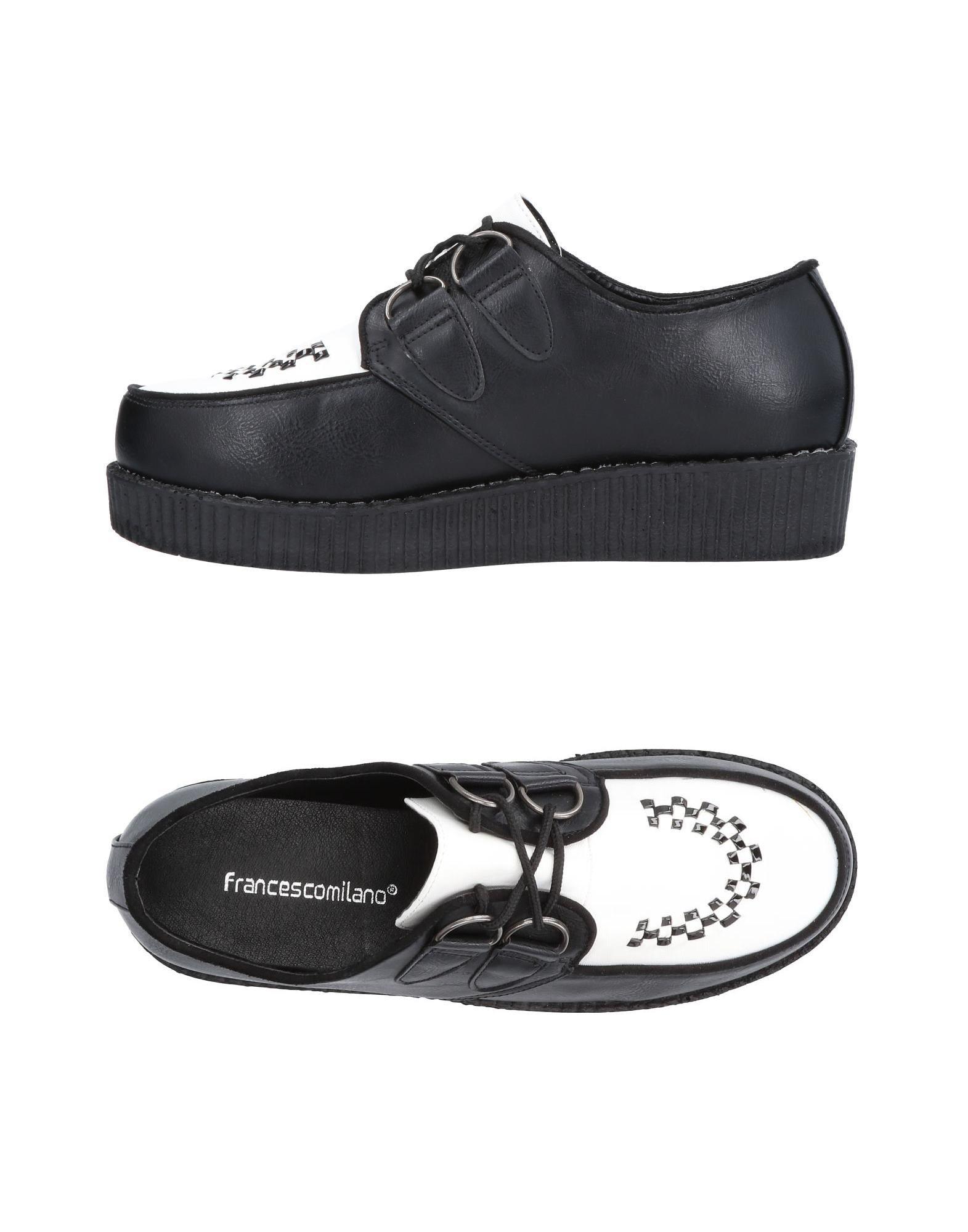 Francesco Milano Schnürschuhe Damen  11488593GD Neue Schuhe