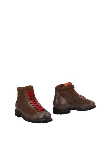 Zapatos con descuento Botines Botín Santoni Hombre - Botines descuento Santoni - 11488596BJ Marrón 81893e