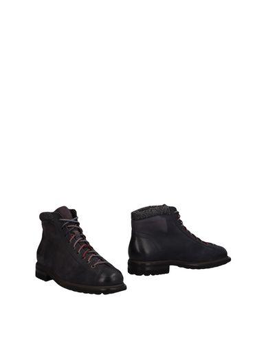 Zapatos con descuento Botín Santoni Hombre 11488601KA - Botines Santoni - 11488601KA Hombre Morado oscuro e22122