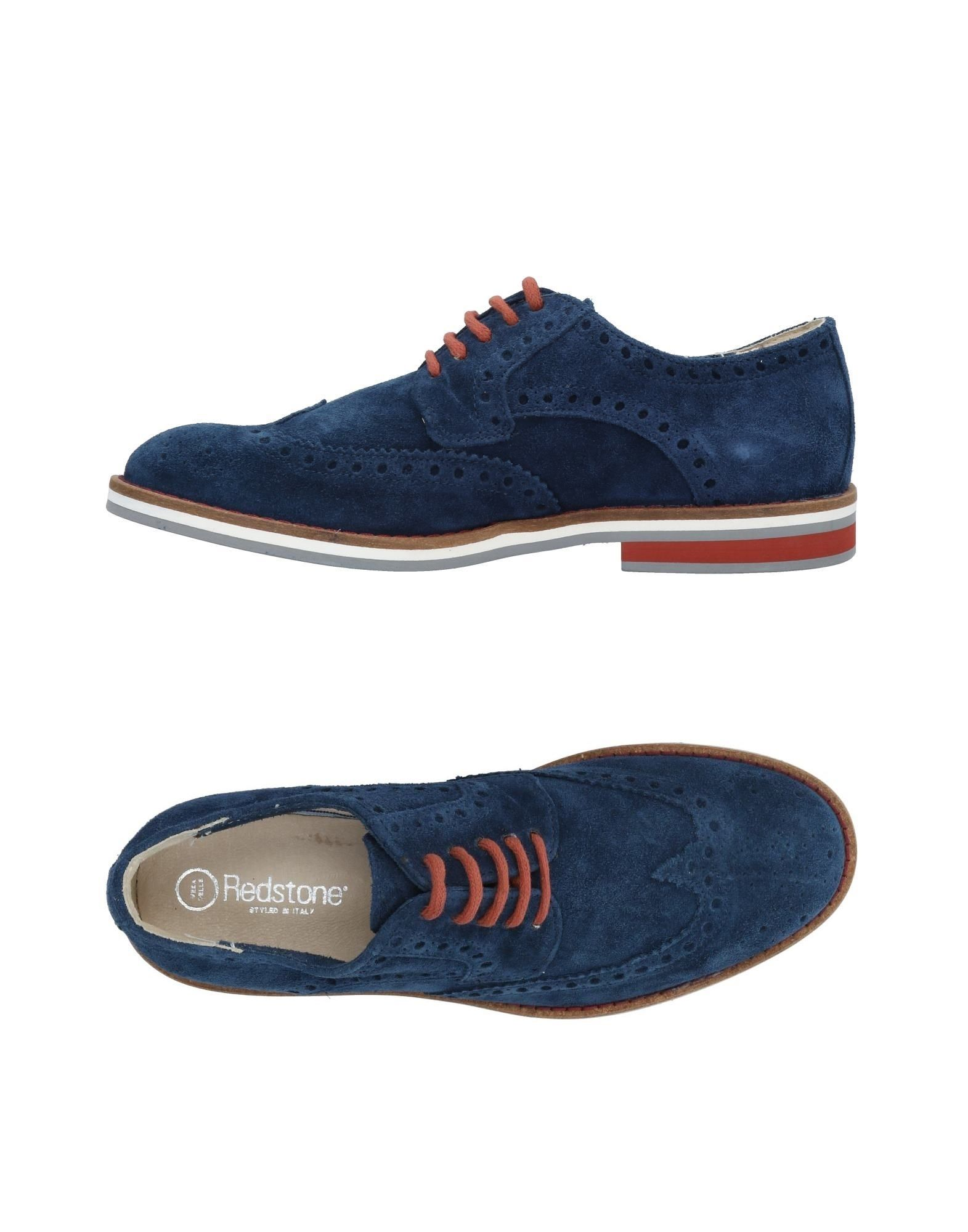 Rabatt echte Schuhe Redstone Schnürschuhe Herren  11488624DQ