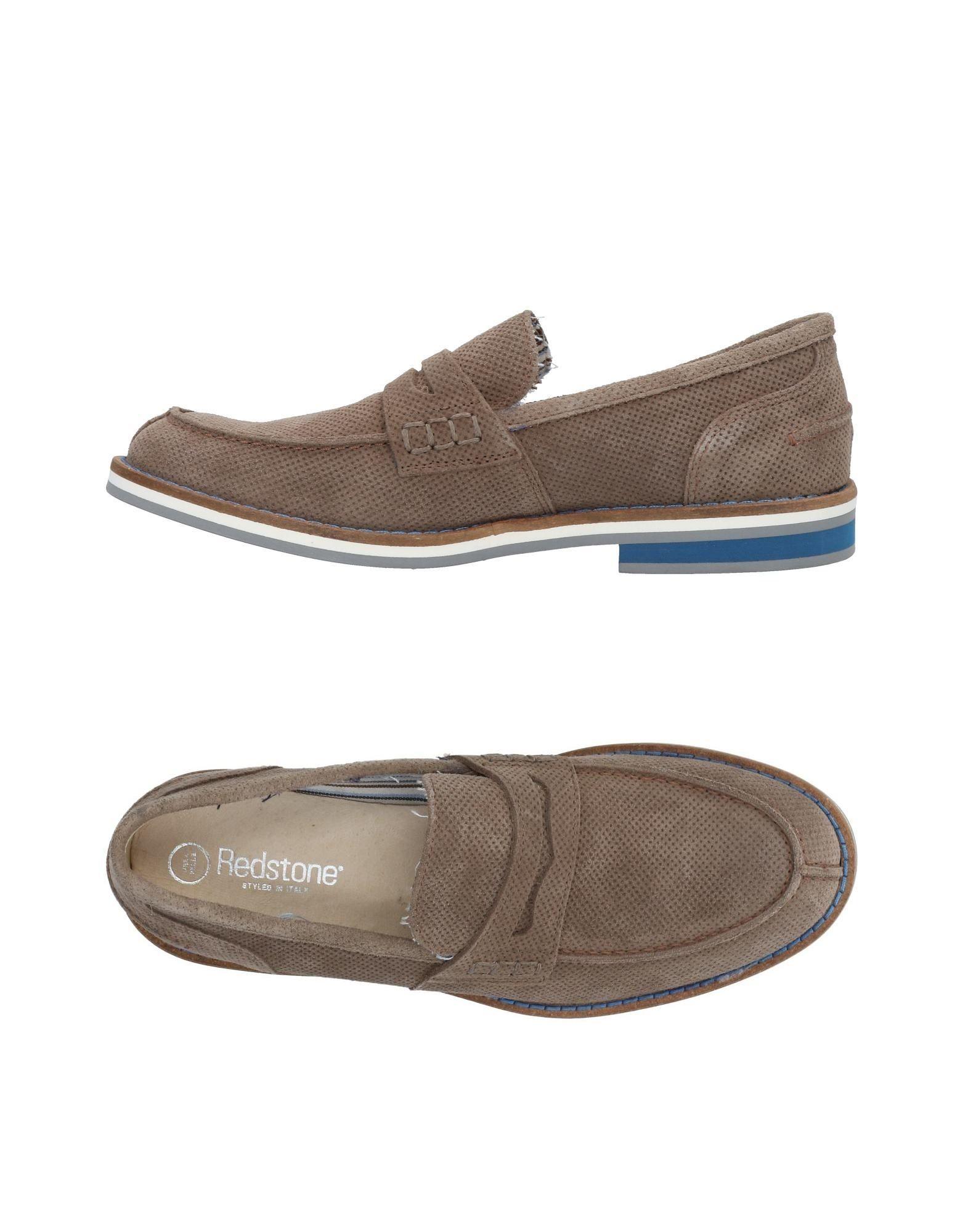 Rabatt echte Schuhe Redstone Mokassins Herren  11488630JK