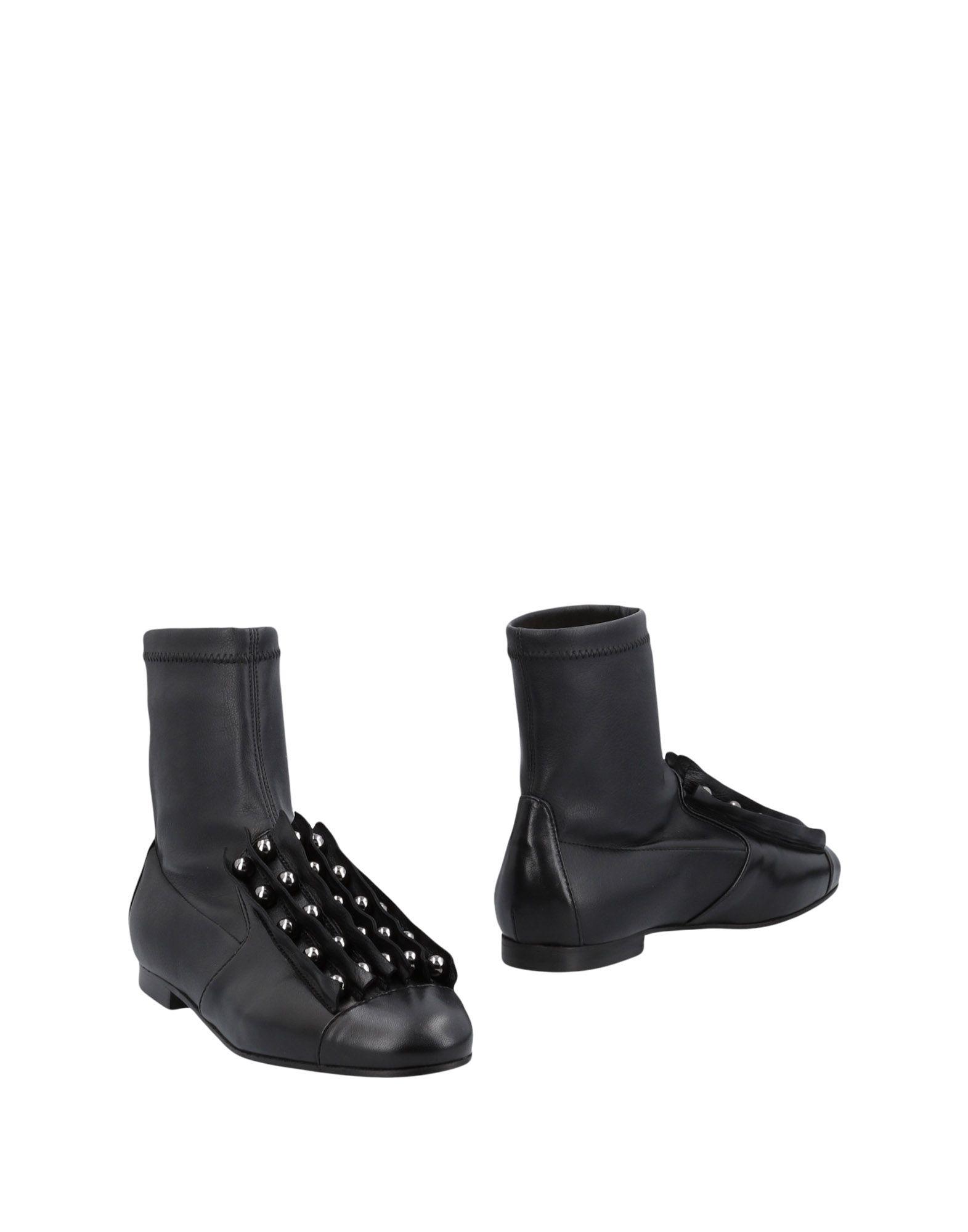 Rabatt Schuhe Grey Damen Mer Stiefelette Damen Grey  11488633TX 47e81d