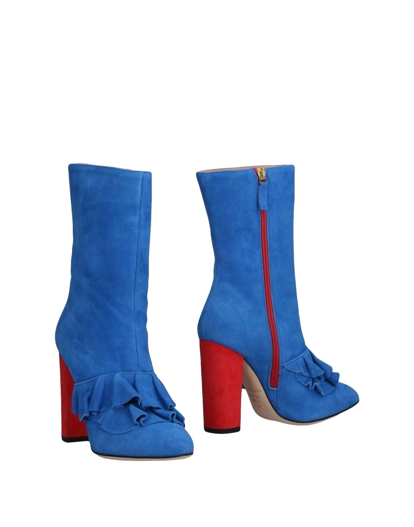 Rabatt Schuhe Racine Carrée  Stiefelette Damen  Carrée 11488649SP c42a90