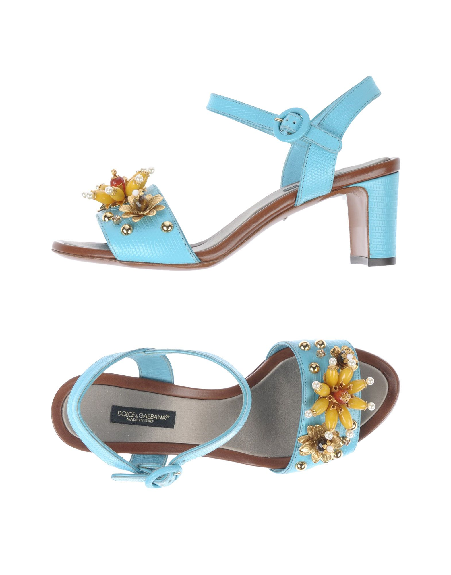 Dolce & Gabbana Damen Sandalen Damen Gabbana  11488696ETGünstige gut aussehende Schuhe cad9c4