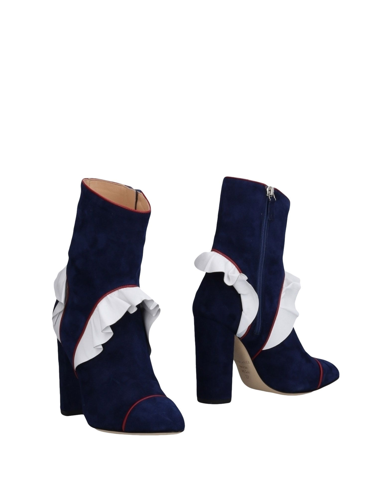 Rabatt Schuhe Racine Carrée Stiefelette Damen  11488699PO