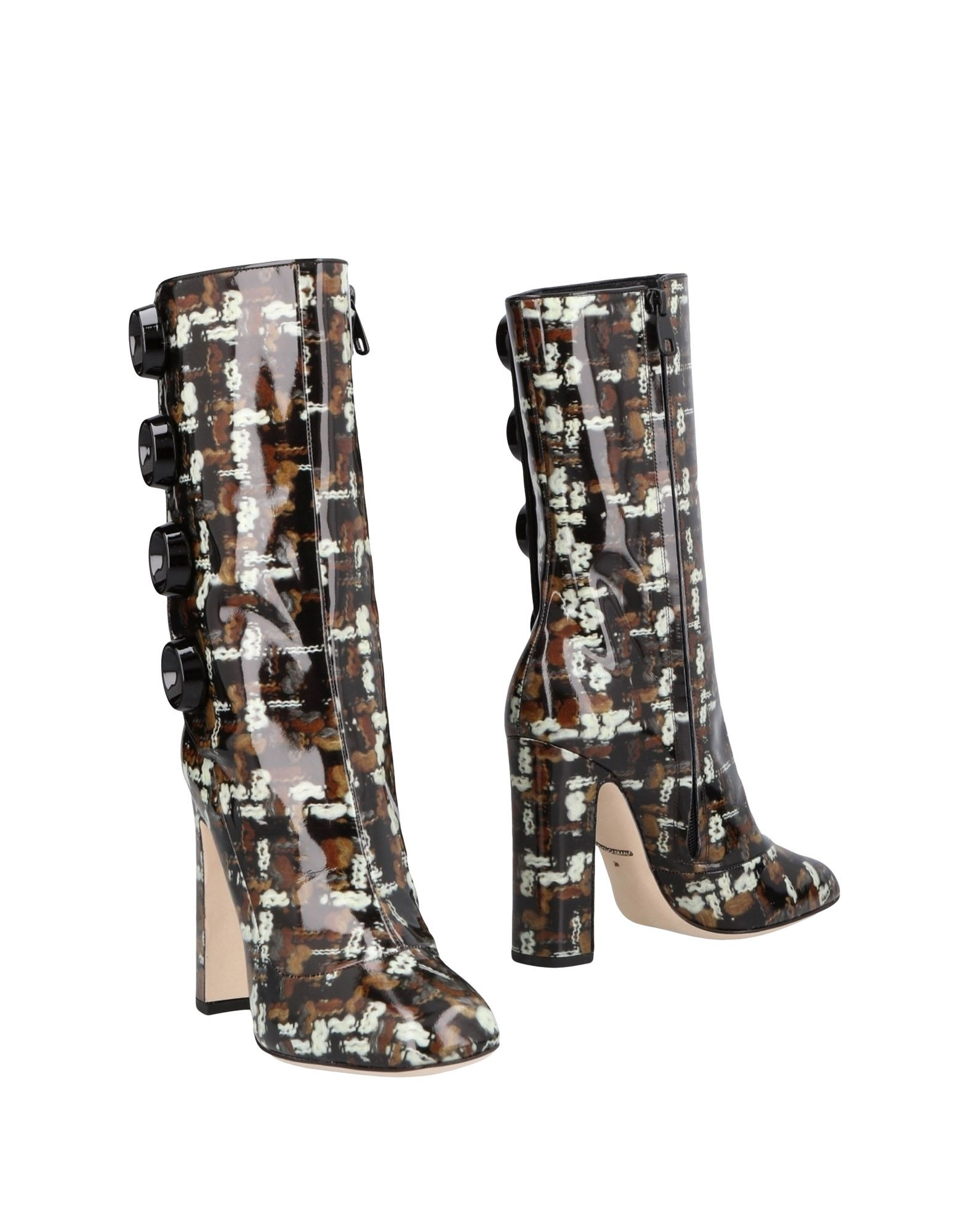 Dolce - & Gabbana Ankle Boot - Dolce Women Dolce & Gabbana Ankle Boots online on  Australia - 11488714WG a8d007