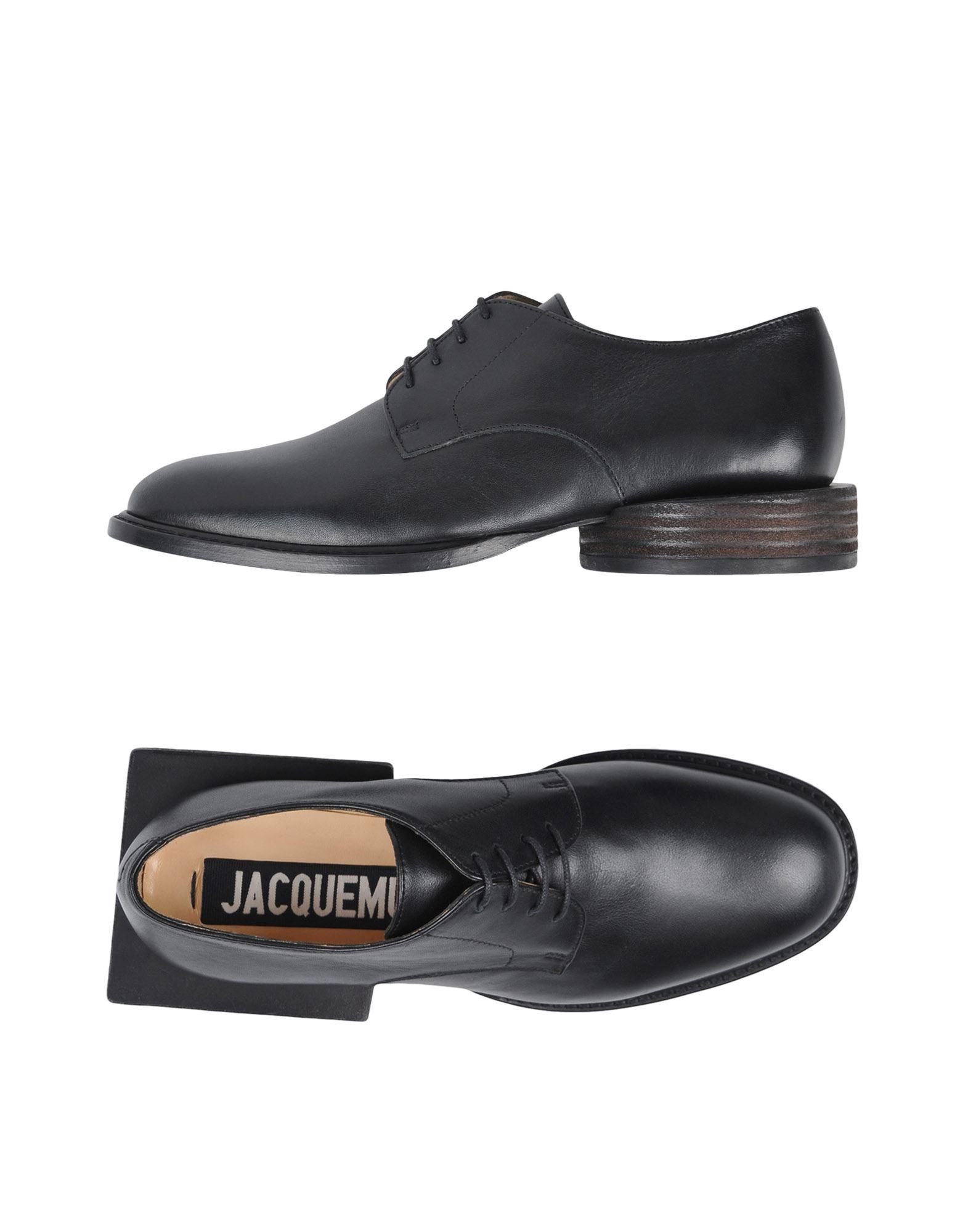 Rabatt Schuhe Jacquemus Schnürschuhe Damen  11488760WJ