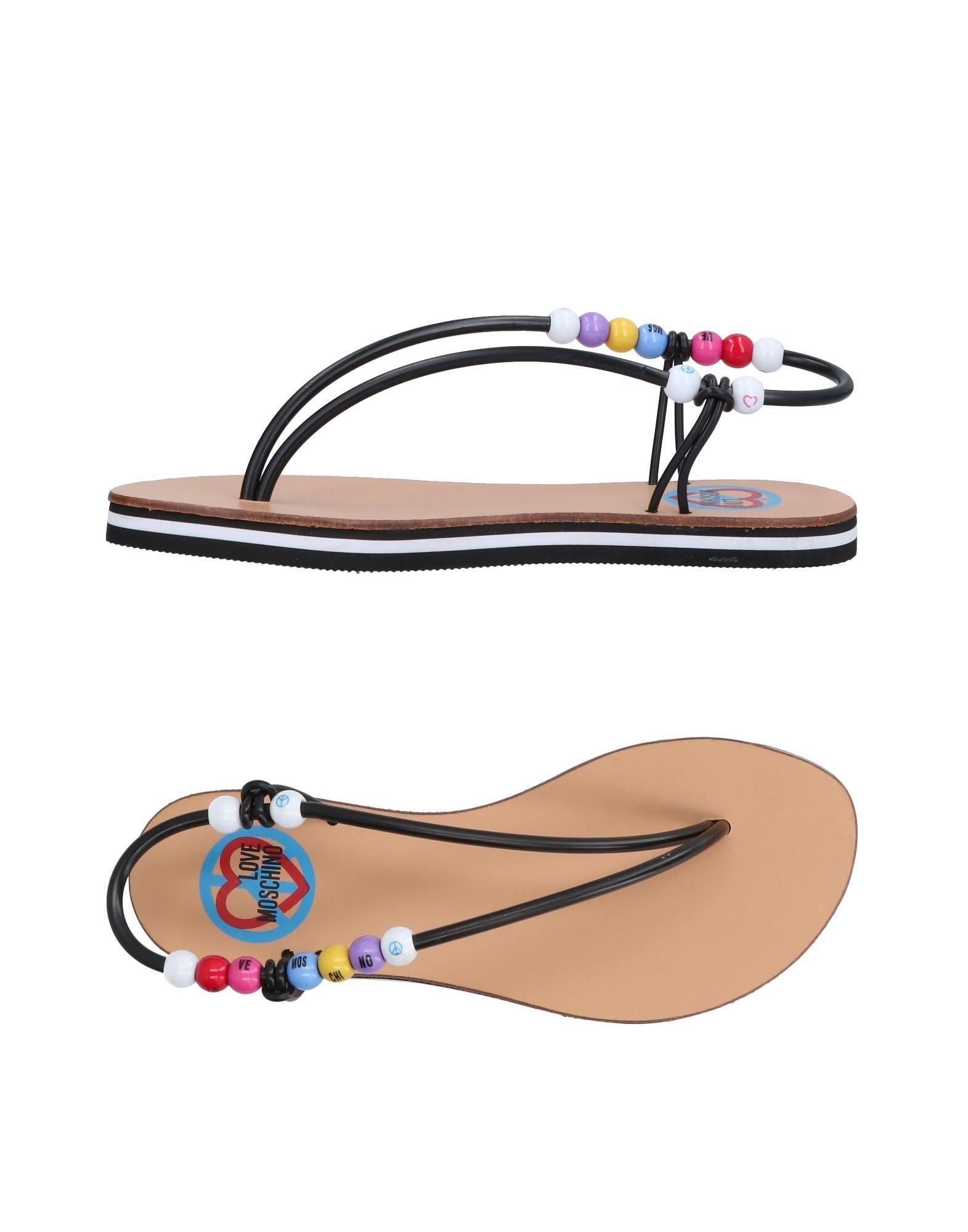 Love Moschino Flip Flops - Flops Women Love Moschino Flip Flops - online on  Australia - 11488772SI 672107
