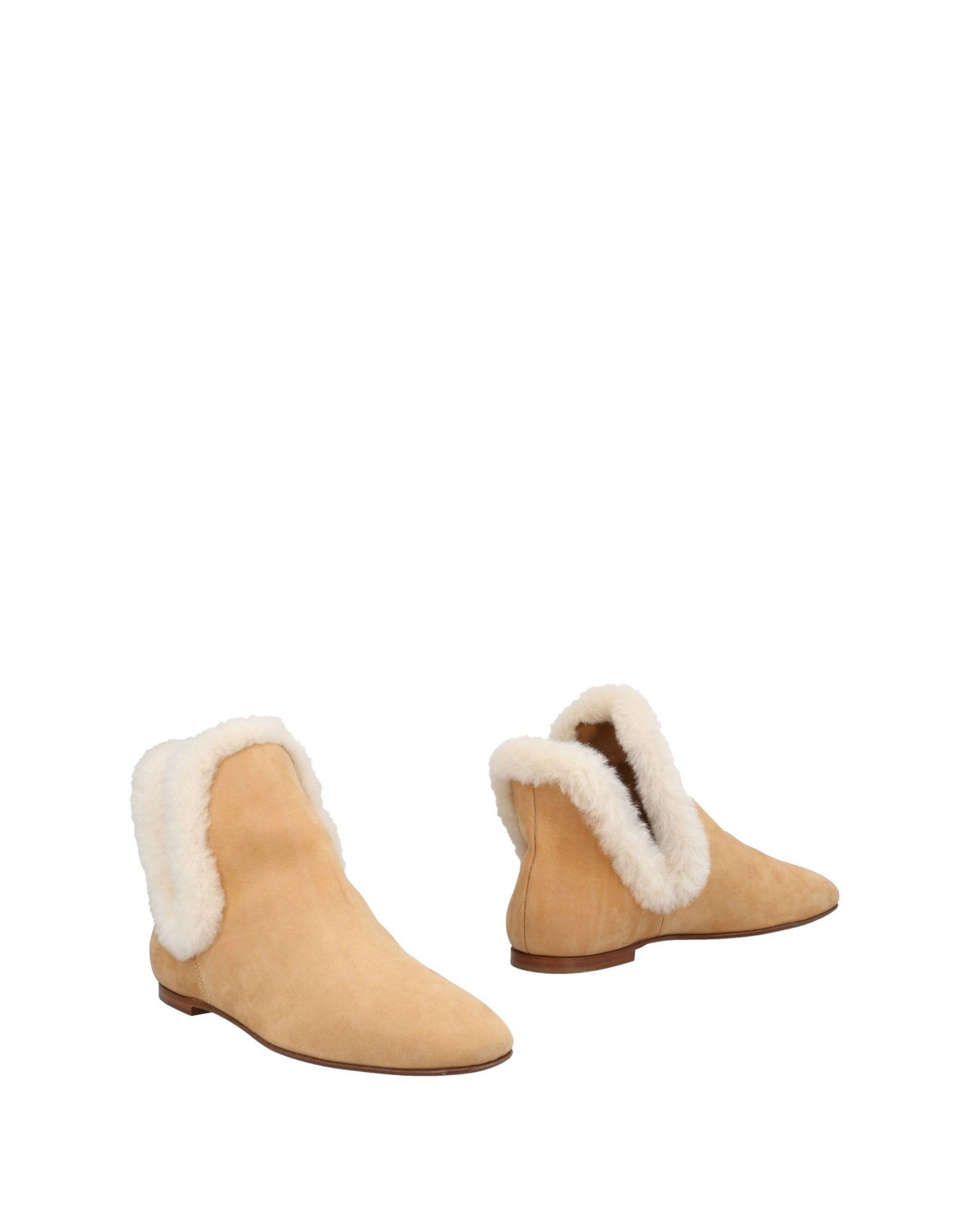 The Row gut Stiefelette Damen  11488792FBGünstige gut Row aussehende Schuhe 6cc795