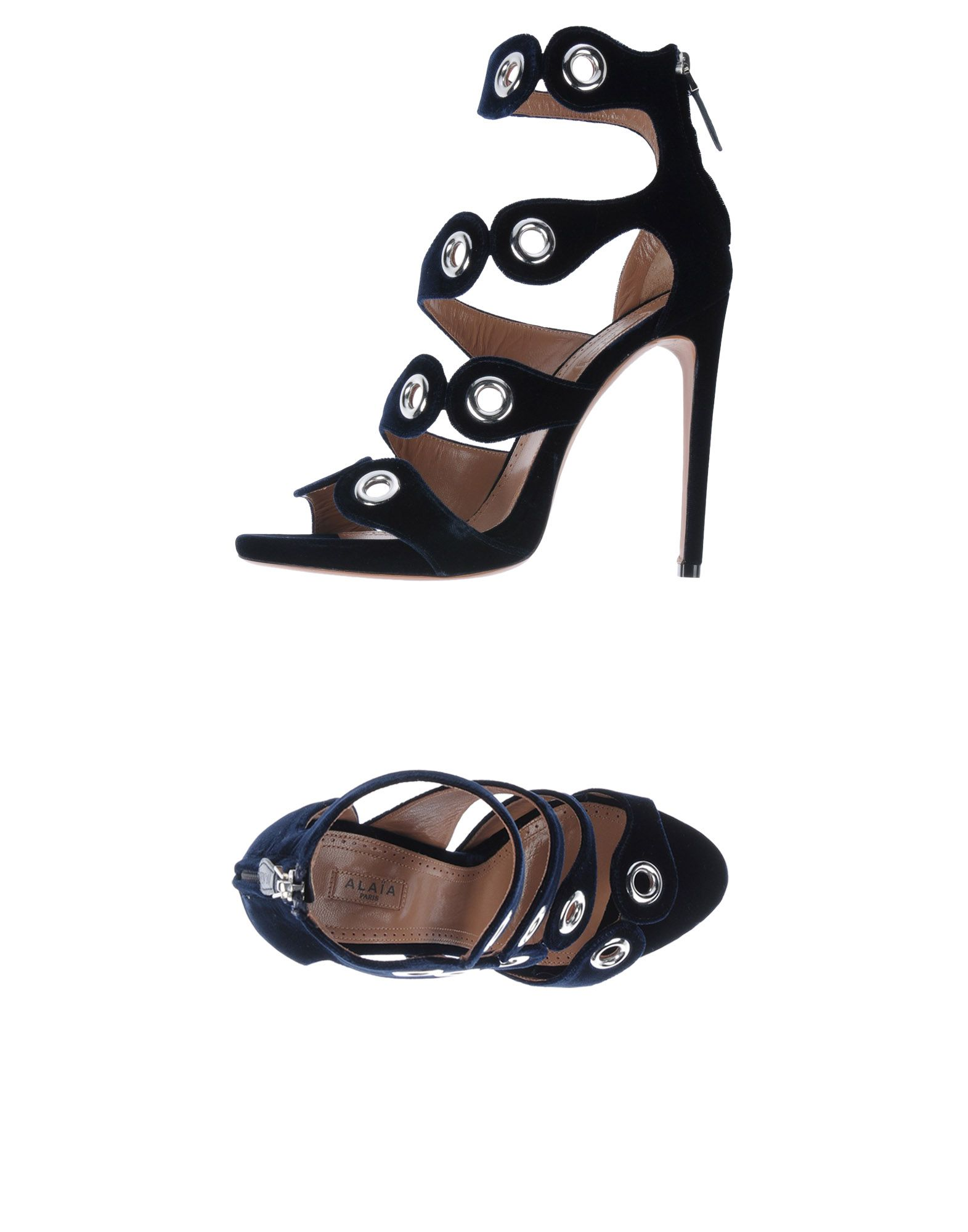 Alaïa Sandals online - Women Alaïa Sandals online Sandals on  United Kingdom - 11488803HU da045f
