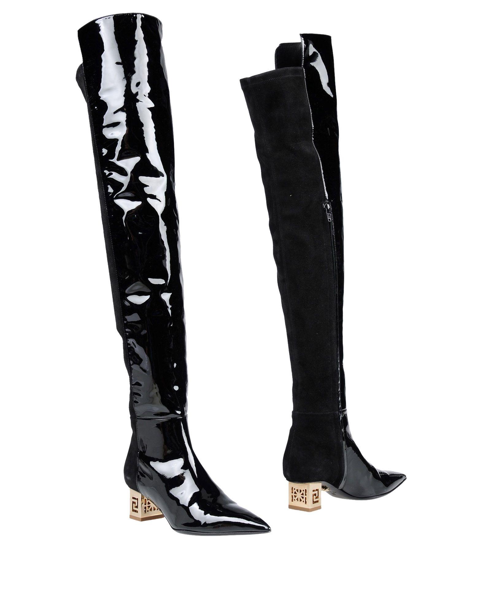 Scarpe economiche e resistenti Stivali Versace Donna - 11488817NB