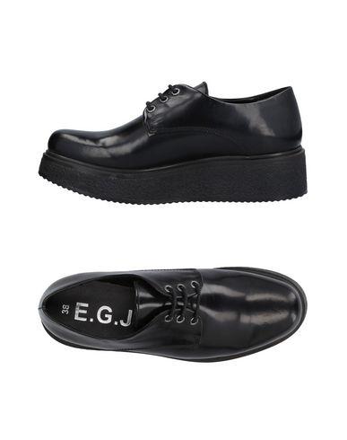 modelo más vendido de la marca Zapato De Cordones E.G.J. Mujer - Zapatos De Cordones E.G.J.   - 11488841VL Negro