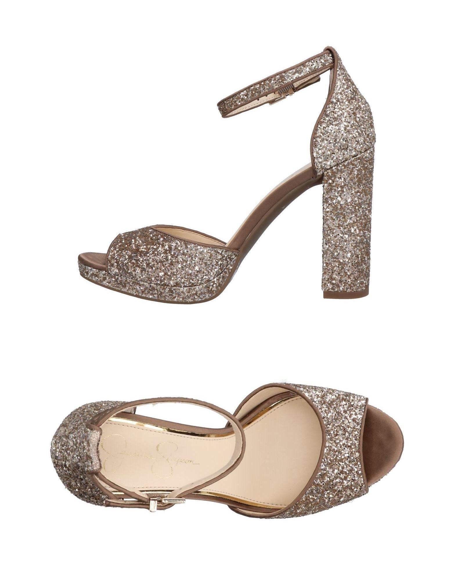 Jessica Simpson Sandalen Damen  11488844VL Neue Schuhe