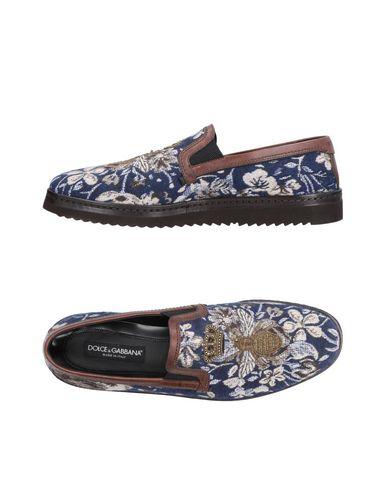 Zapatos con descuento Mocasín Dolce & Gabbana Hombre - Mocasines Dolce & Gabbana - 11488848OD Azul marino