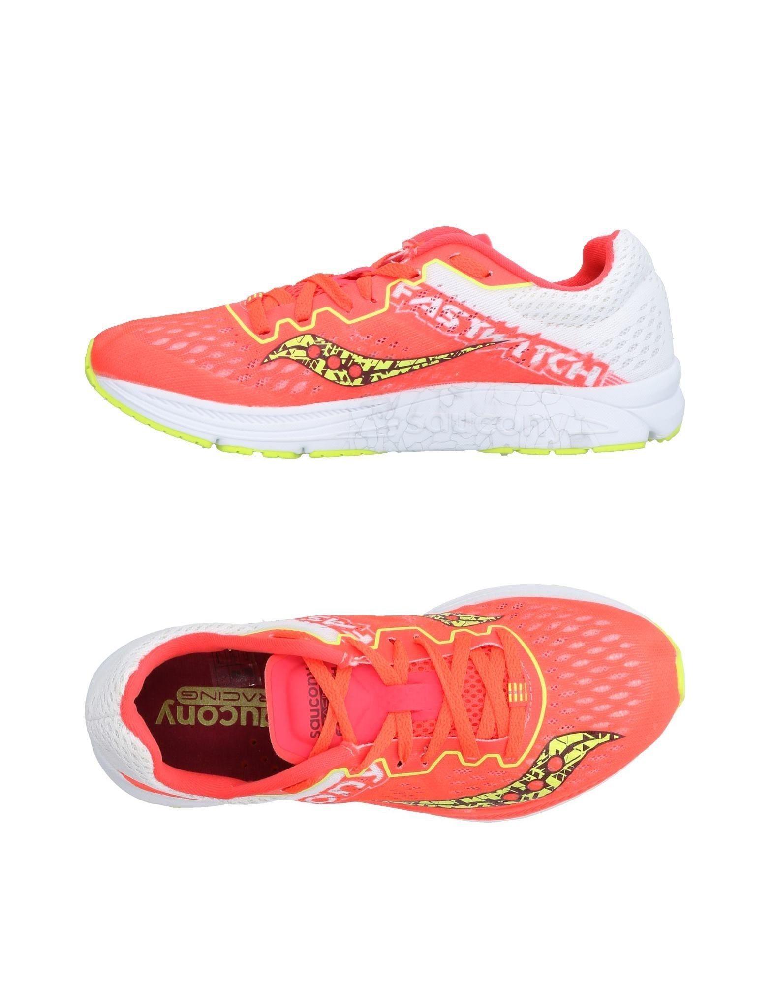 Zapatillas Saucony  Mujer - Zapatillas Saucony  Saucony Naranja d55e2a