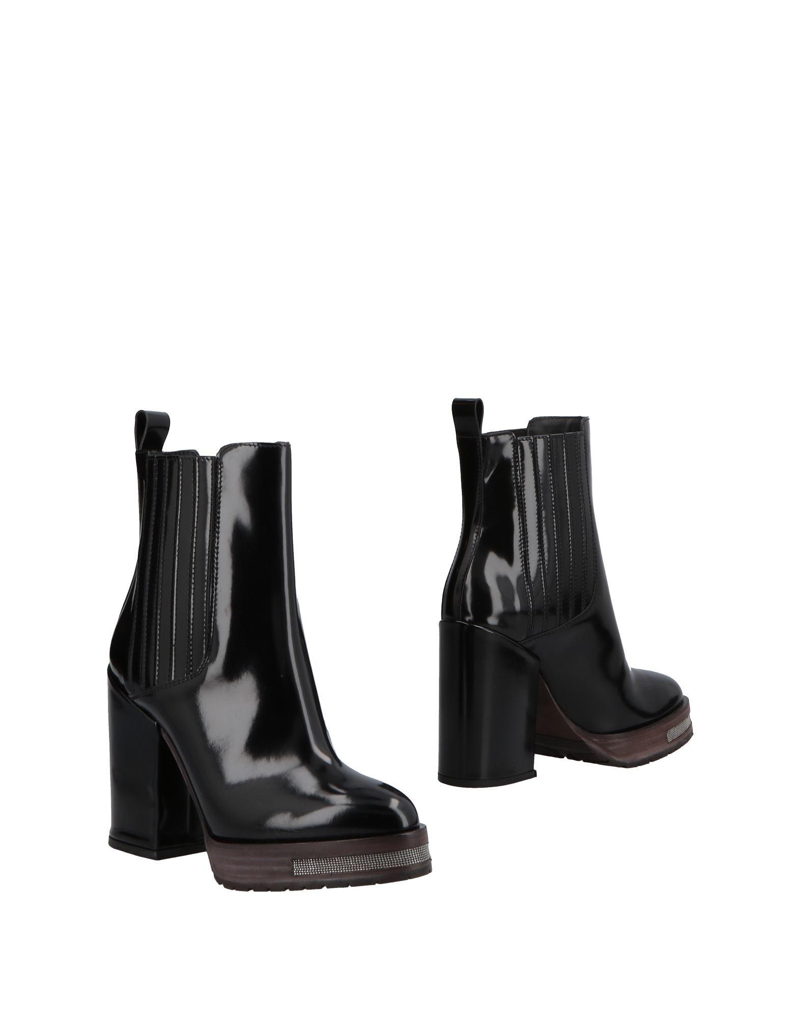 Brunello Cucinelli Stiefelette Damen  11488887GR Beliebte Schuhe