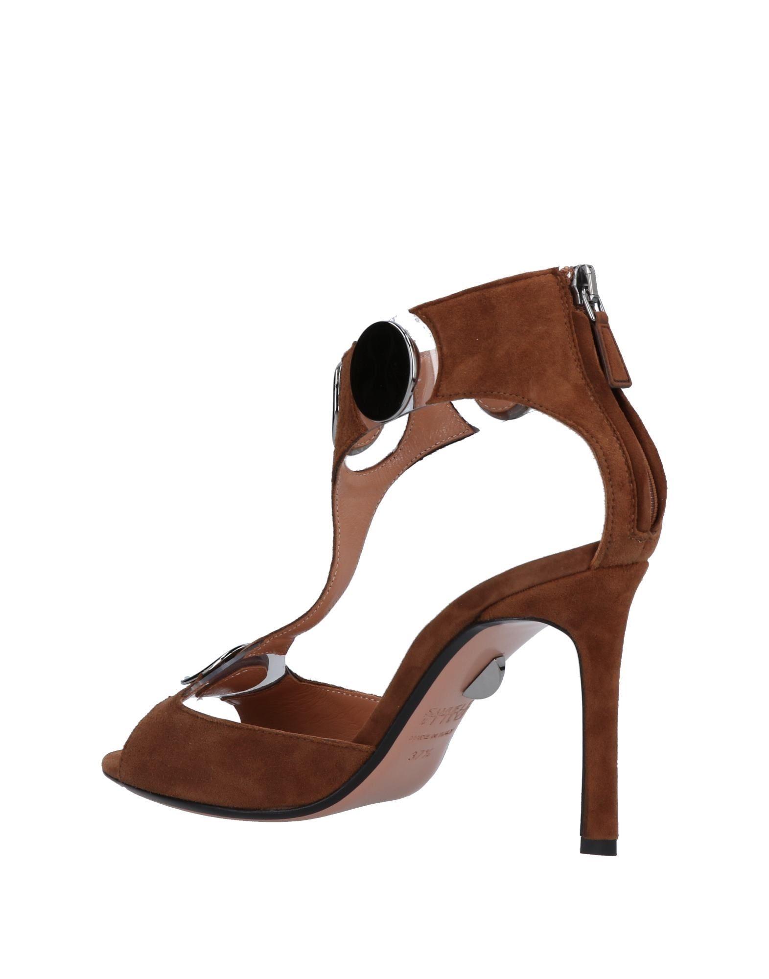 Samuele Failli Neue Sandalen Damen  11488891GO Neue Failli Schuhe c5c9fa