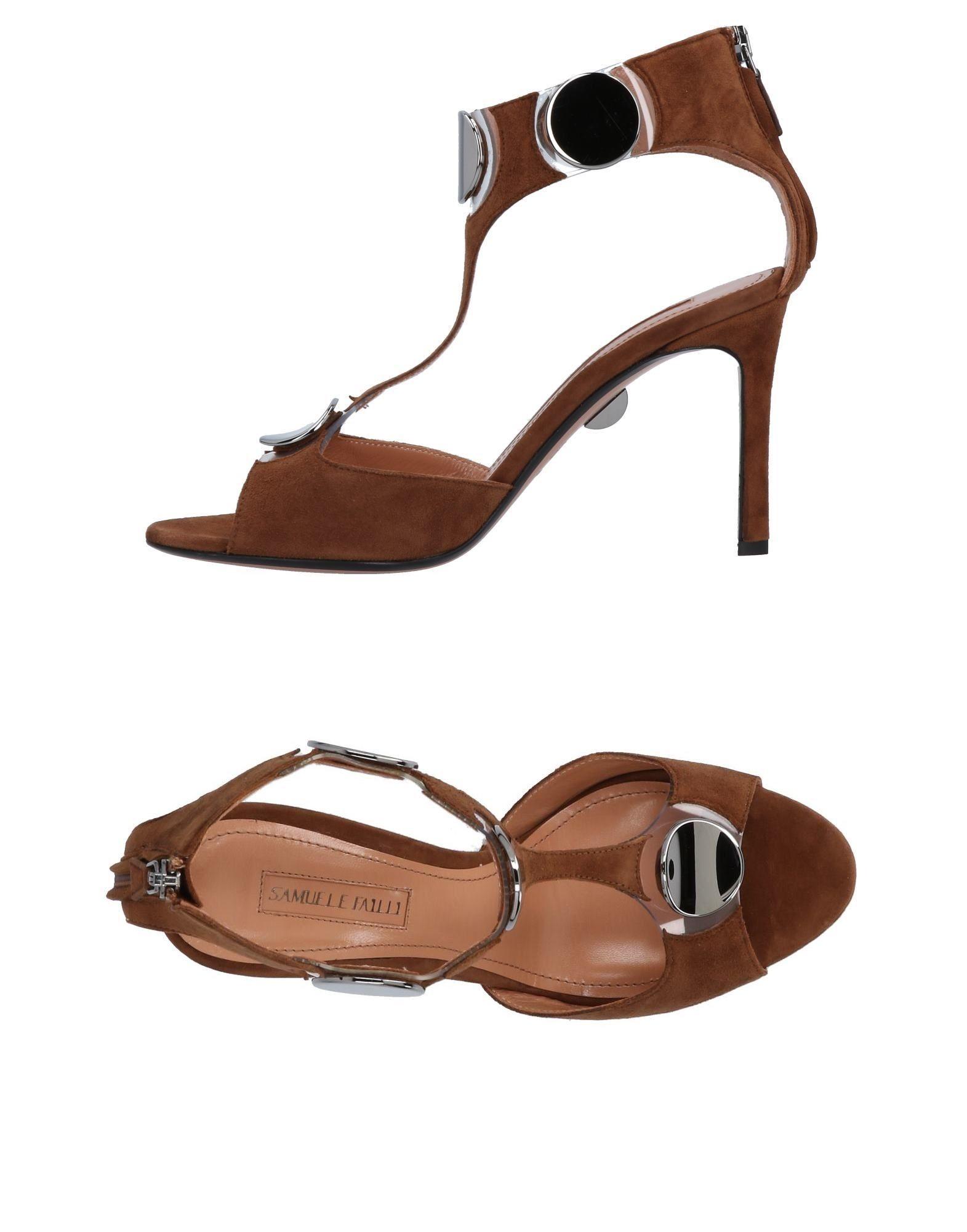 Samuele Failli Sandals Sandals - Women Samuele Failli Sandals Sandals online on  Canada - 11488891GO 81e31e