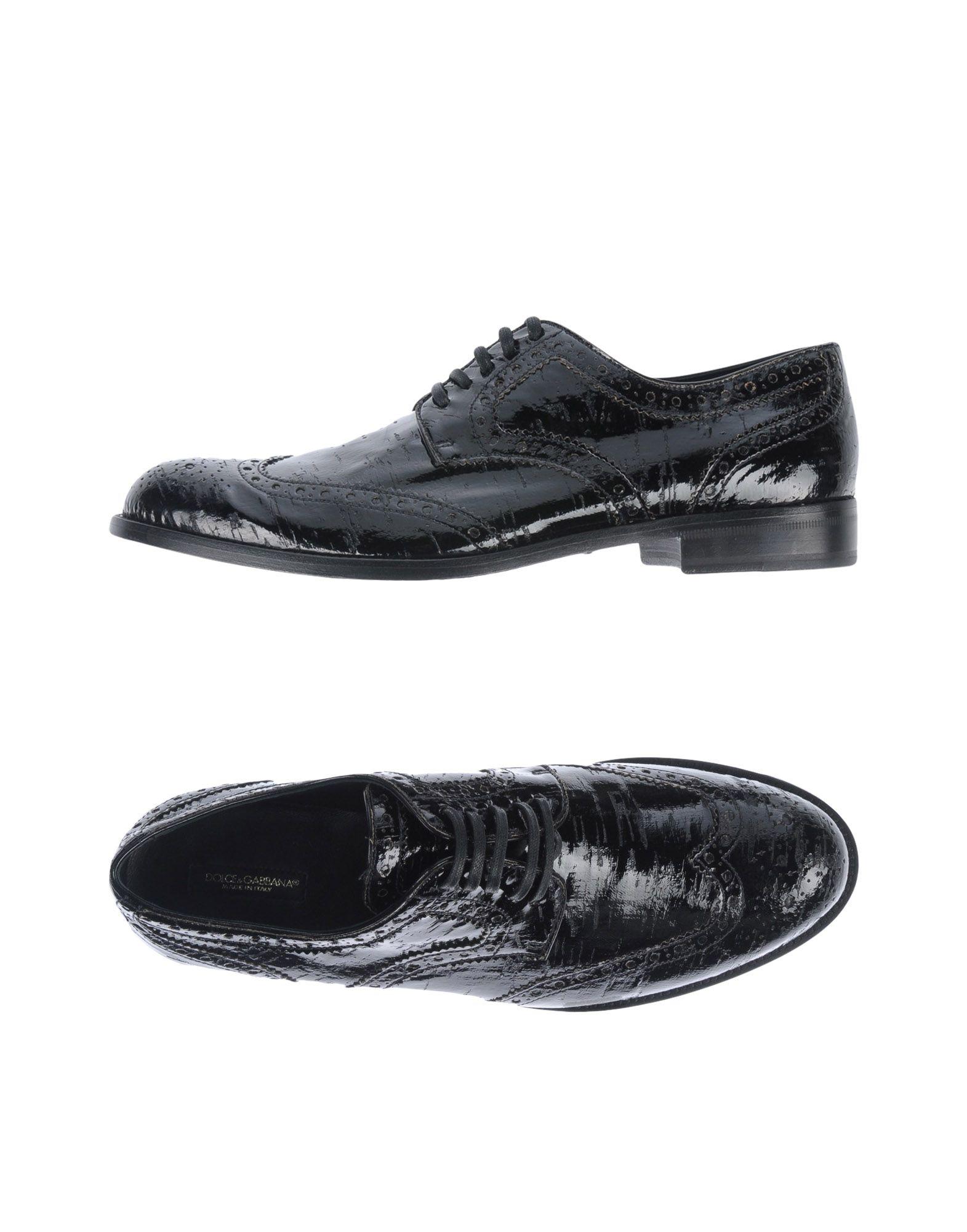 Dolce & 11488903SHGünstige Gabbana Schnürschuhe Damen  11488903SHGünstige & gut aussehende Schuhe a3a169