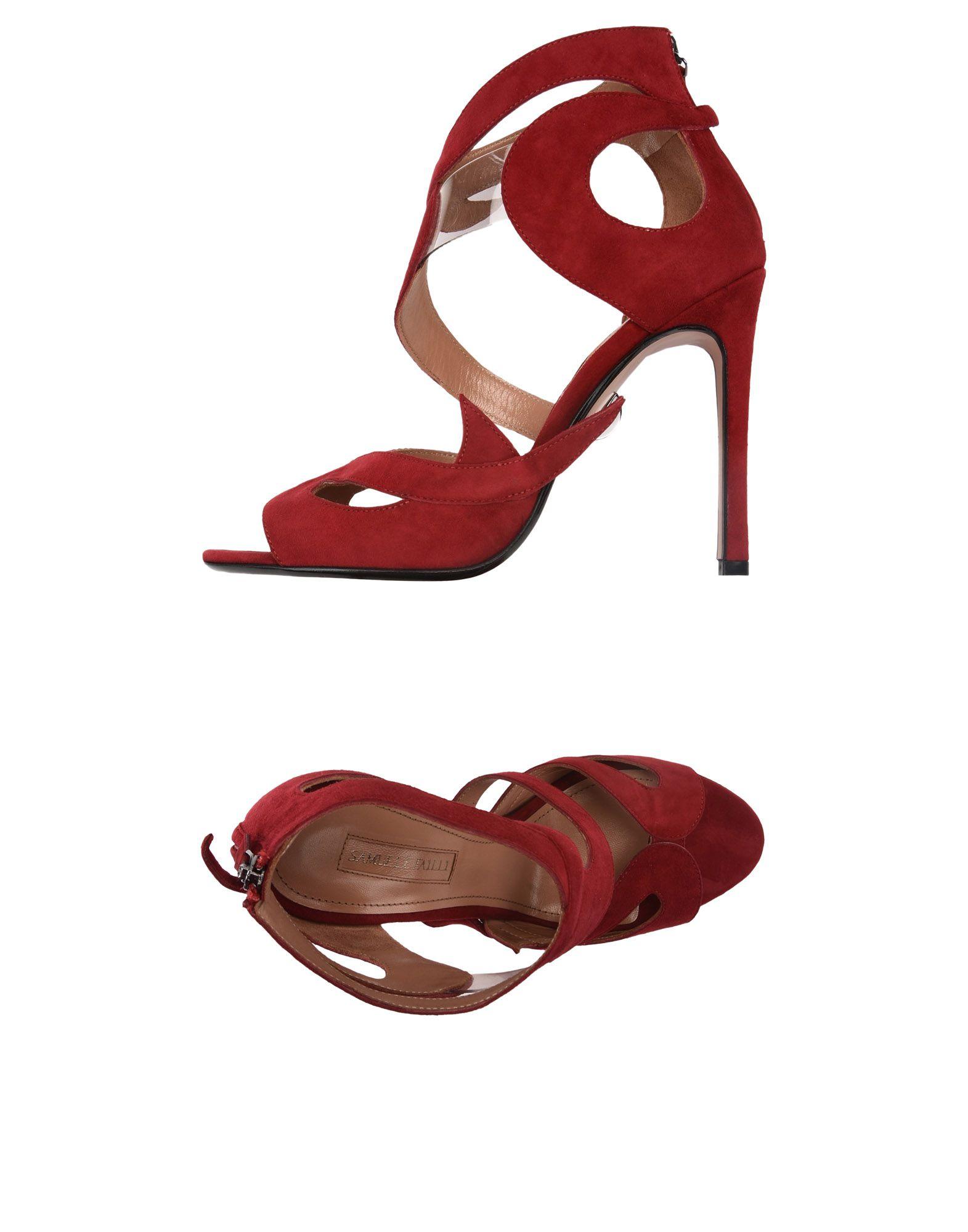Samuele Failli Sandalen Damen  11488911KVGut aussehende strapazierfähige Schuhe