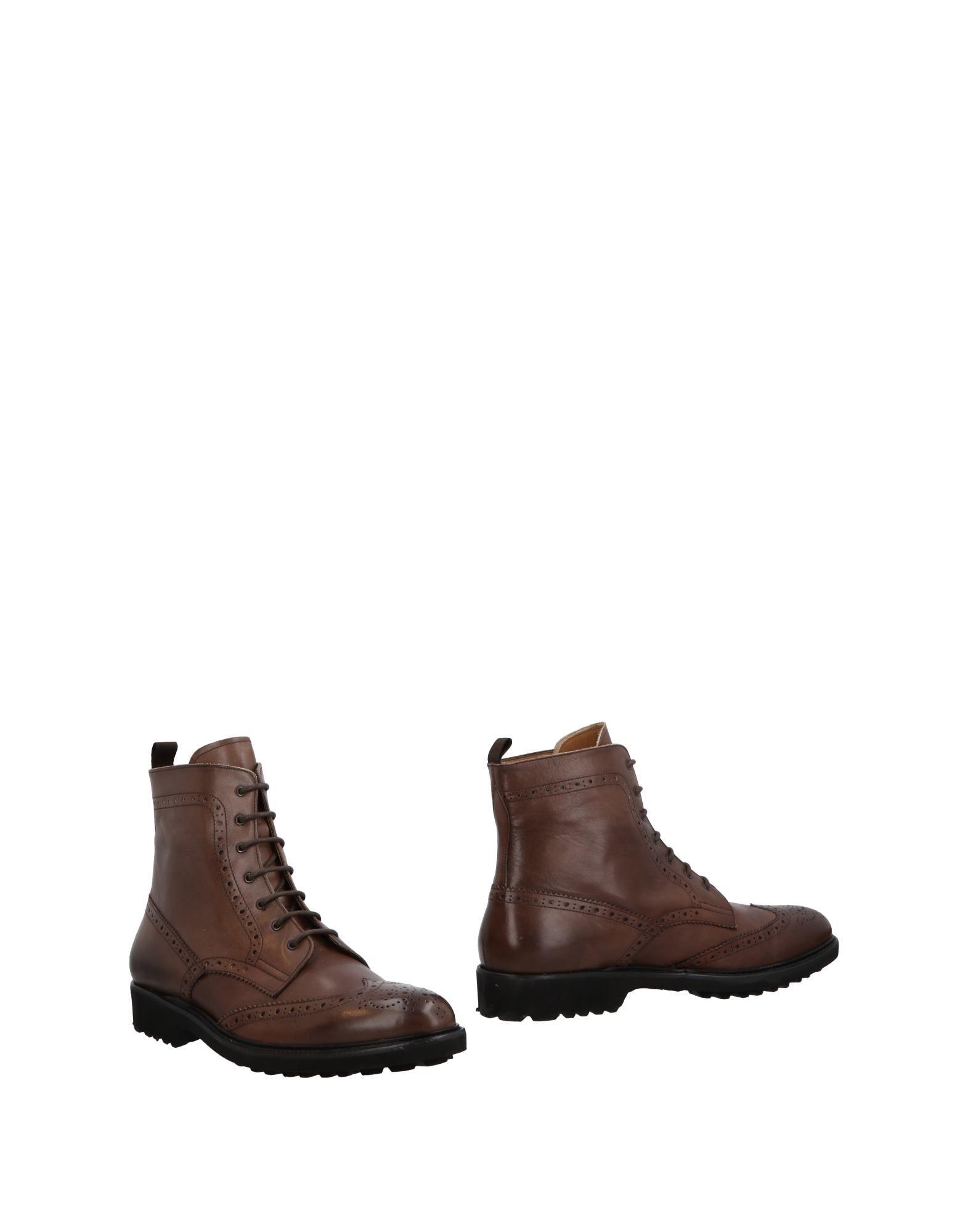 Rabatt echte Schuhe Cuoieria Stiefelette Herren  11488949MI