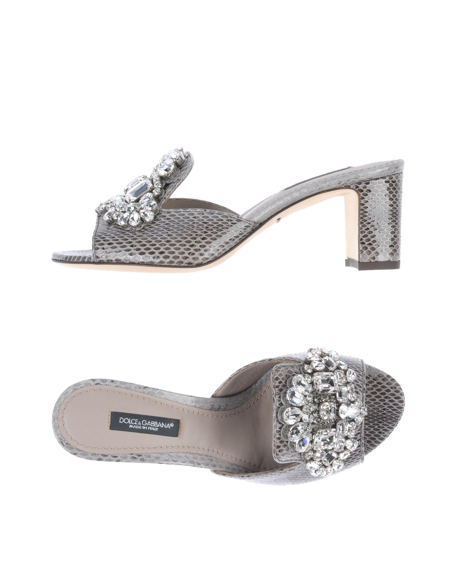 Dolce & Gabbana Sandalen Damen  11488953MG Neue Schuhe