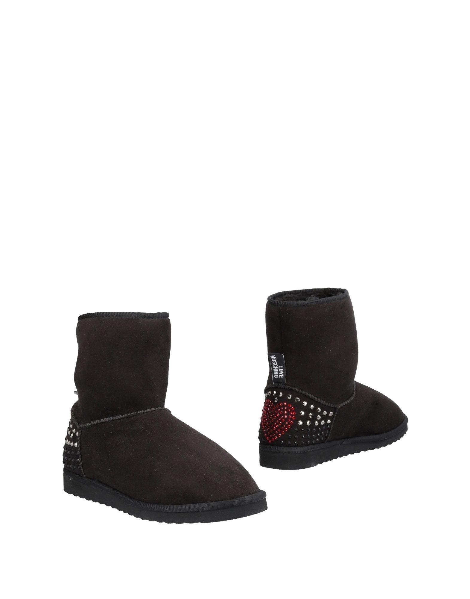Stilvolle billige Schuhe Love 11488992EP Moschino Stiefelette Damen  11488992EP Love 60357a
