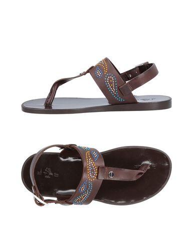 db6d1be62c921 Zapatos con descuento Sandalias De Dedo Etro Hombre - Sandalias De Dedo  Etro - 11488996EJ Café