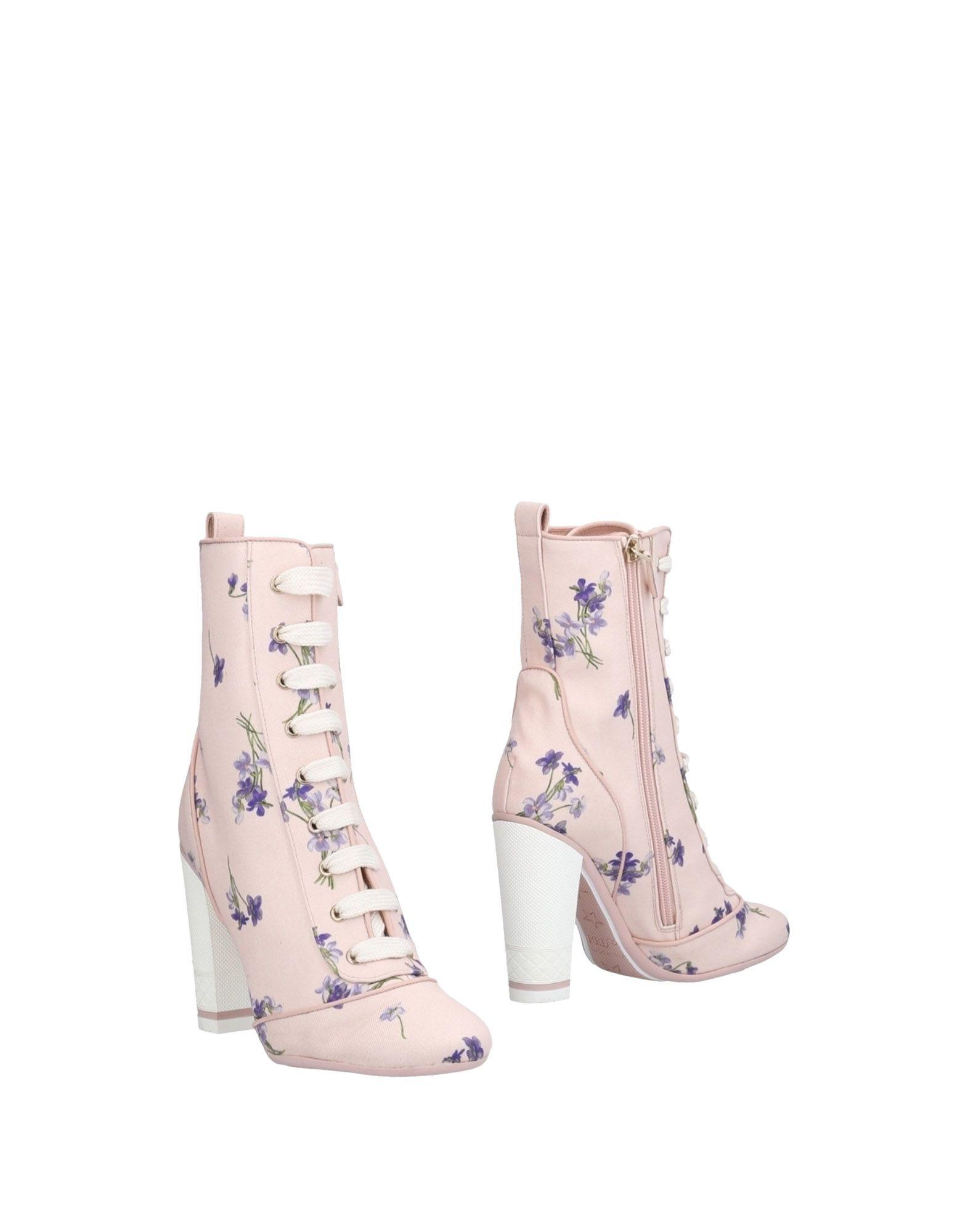 Rabatt Schuhe Red(V) Stiefelette Damen  11488997NR