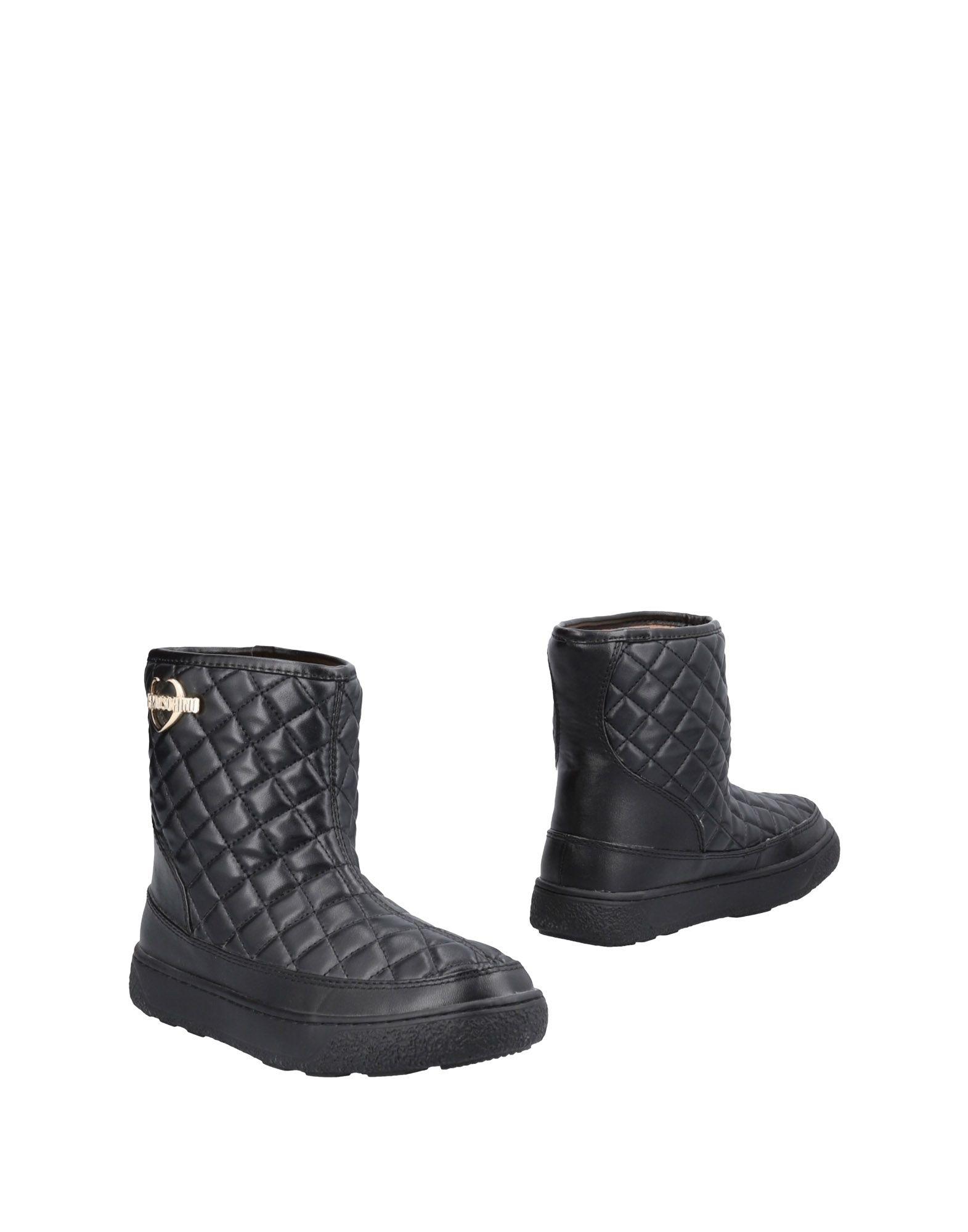 Stilvolle billige Schuhe Love 11489003OK Moschino Stiefelette Damen  11489003OK Love 13b73f
