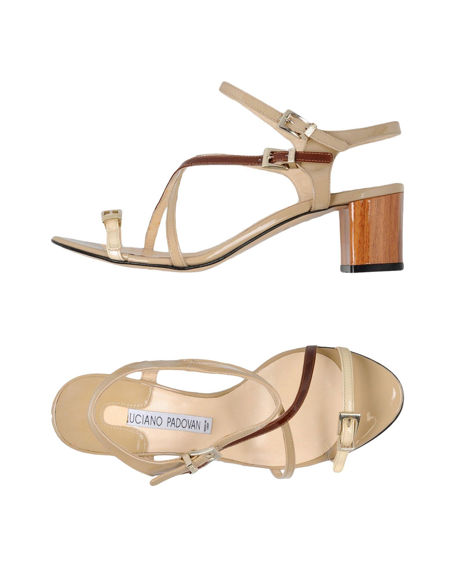 Stilvolle billige Schuhe Luciano Padovan Sandalen Damen  11489019MG