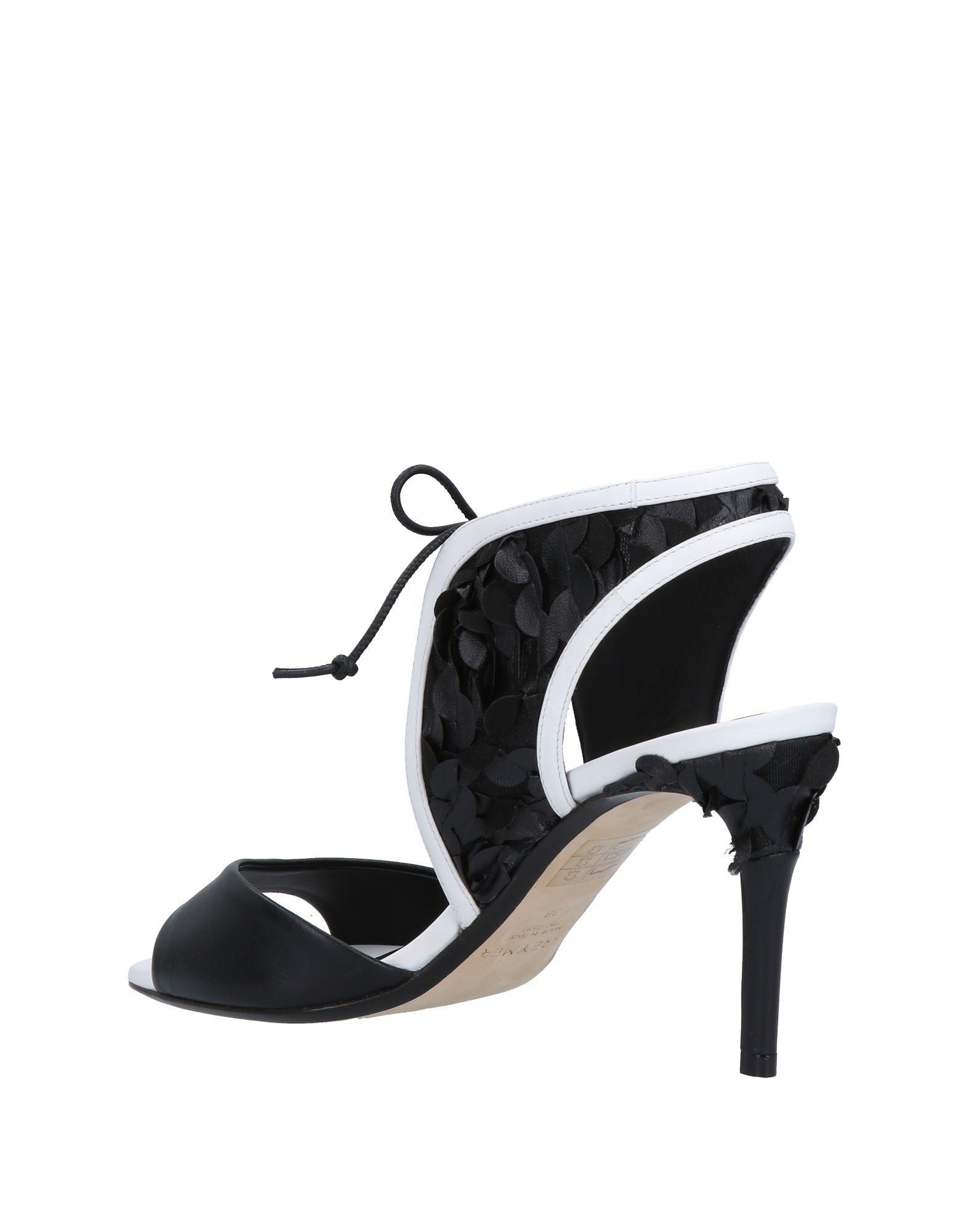 Stilvolle Sandalen billige Schuhe Grau Mer Sandalen Stilvolle Damen  11489027QX e9028c