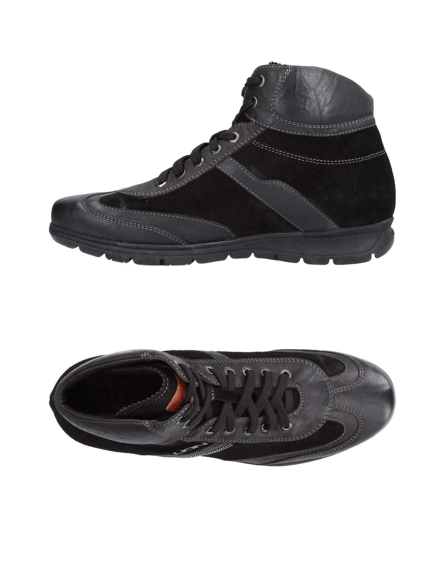 Rabatt echte Schuhe Lion Sneakers Herren  11489029HA