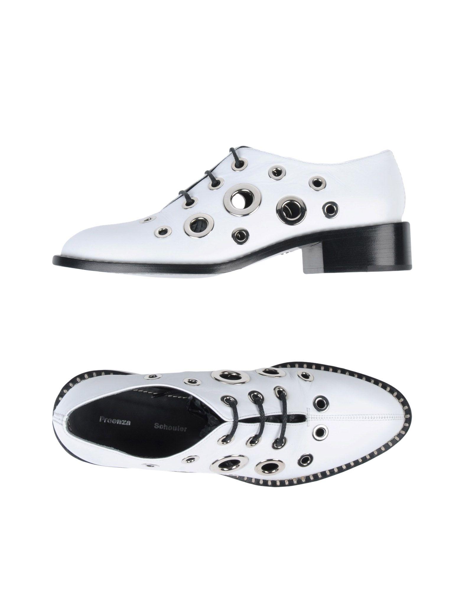 Proenza Schouler gut Schnürschuhe Damen  11489044DSGünstige gut Schouler aussehende Schuhe e2f6e1