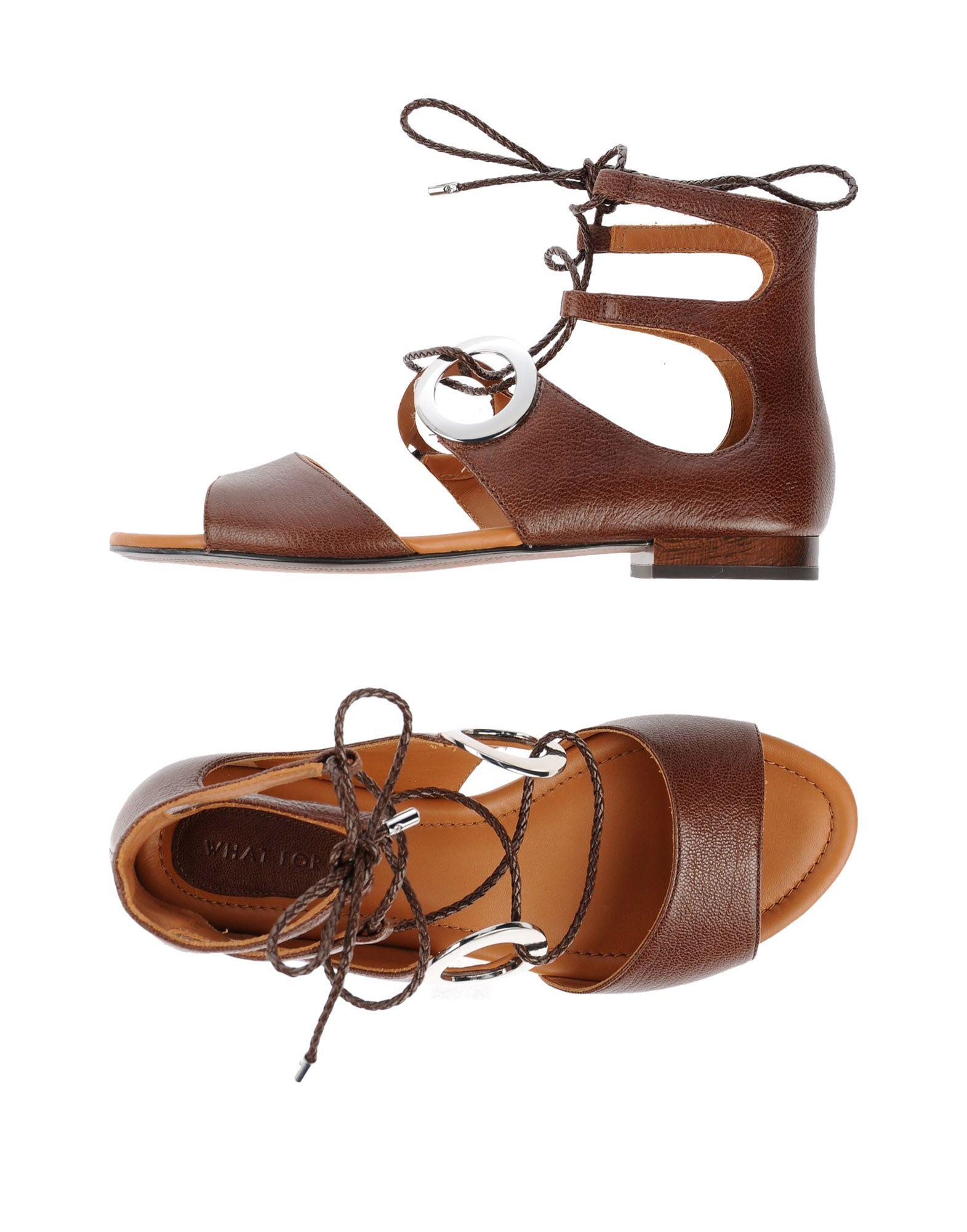 What For Sandals - Women What For For For Sandals online on  United Kingdom - 11489058CT b021a8