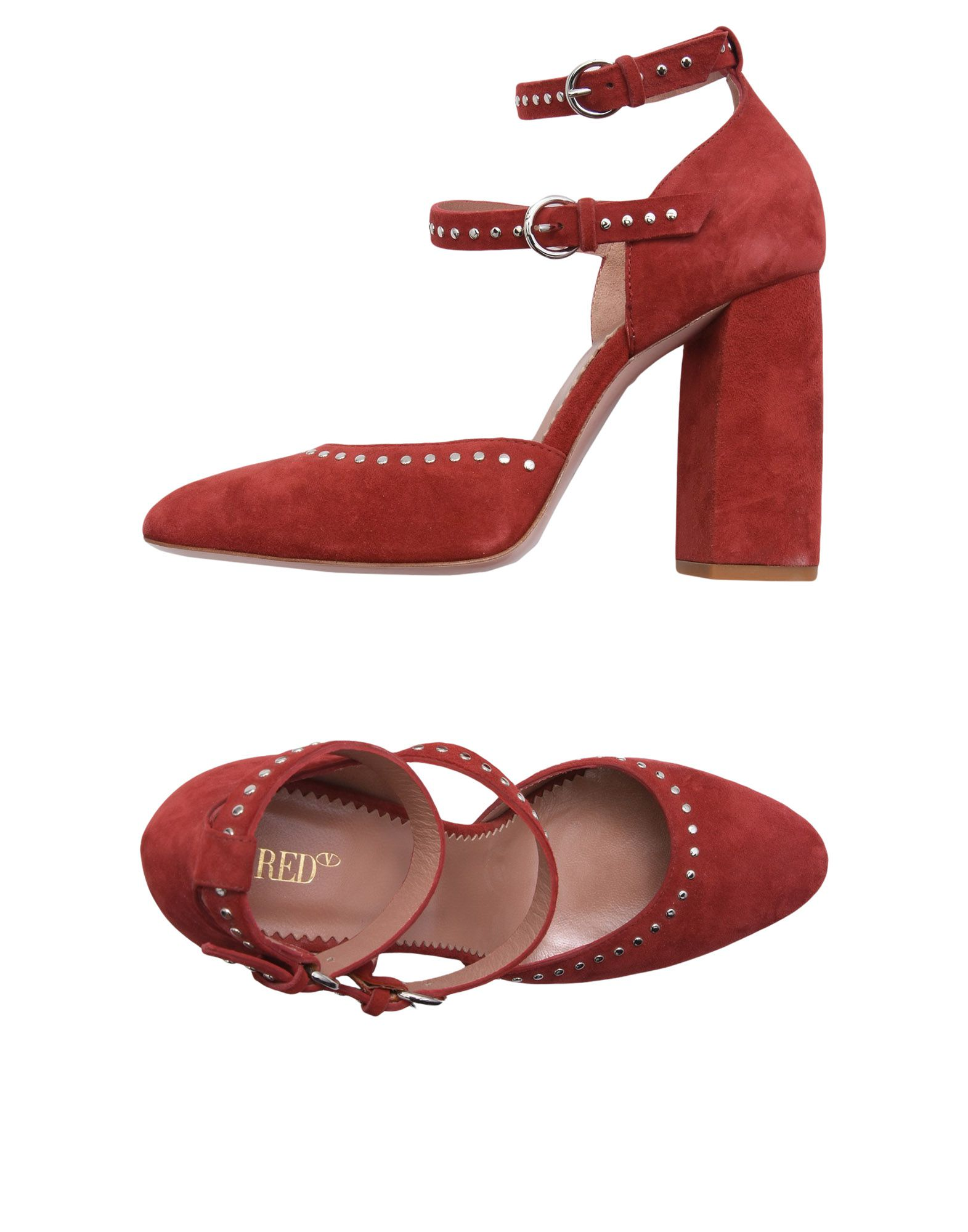 Red(V) Pumps Damen  11489064BIGut aussehende strapazierfähige Schuhe