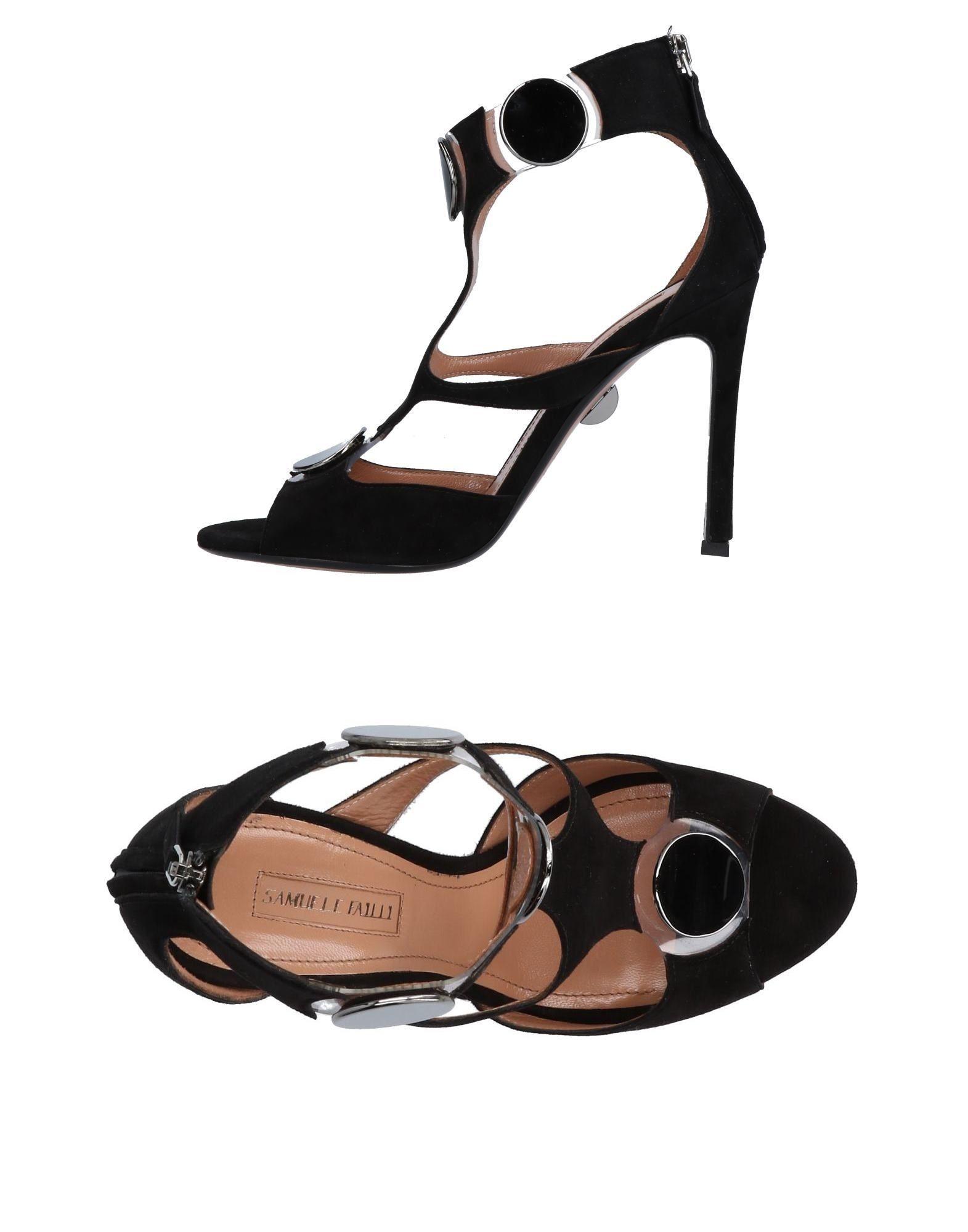 Samuele Samuele Failli Sandals - Women Samuele Samuele Failli Sandals online on  Canada - 11489079RT 2e5b89