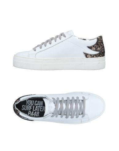 Zapatos especiales para hombres y mujeres Zapatillas P448 Mujer - Zapatillas P448 - 11489101TQ Blanco