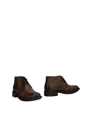 Zapatos cómodos Hombre y versátiles Botín Cuoieria Hombre cómodos - Botines Cuoieria - 11489125EF Caqui 2c1ed3