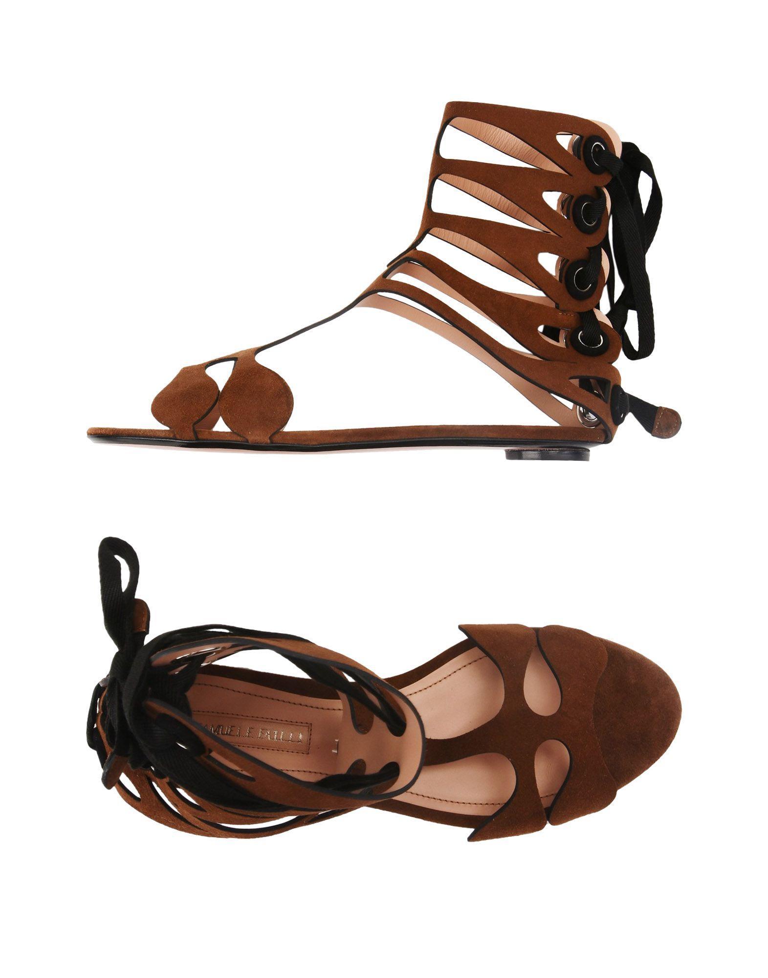Samuele Failli gut Sandalen Damen  11489145NDGünstige gut Failli aussehende Schuhe 9869b0