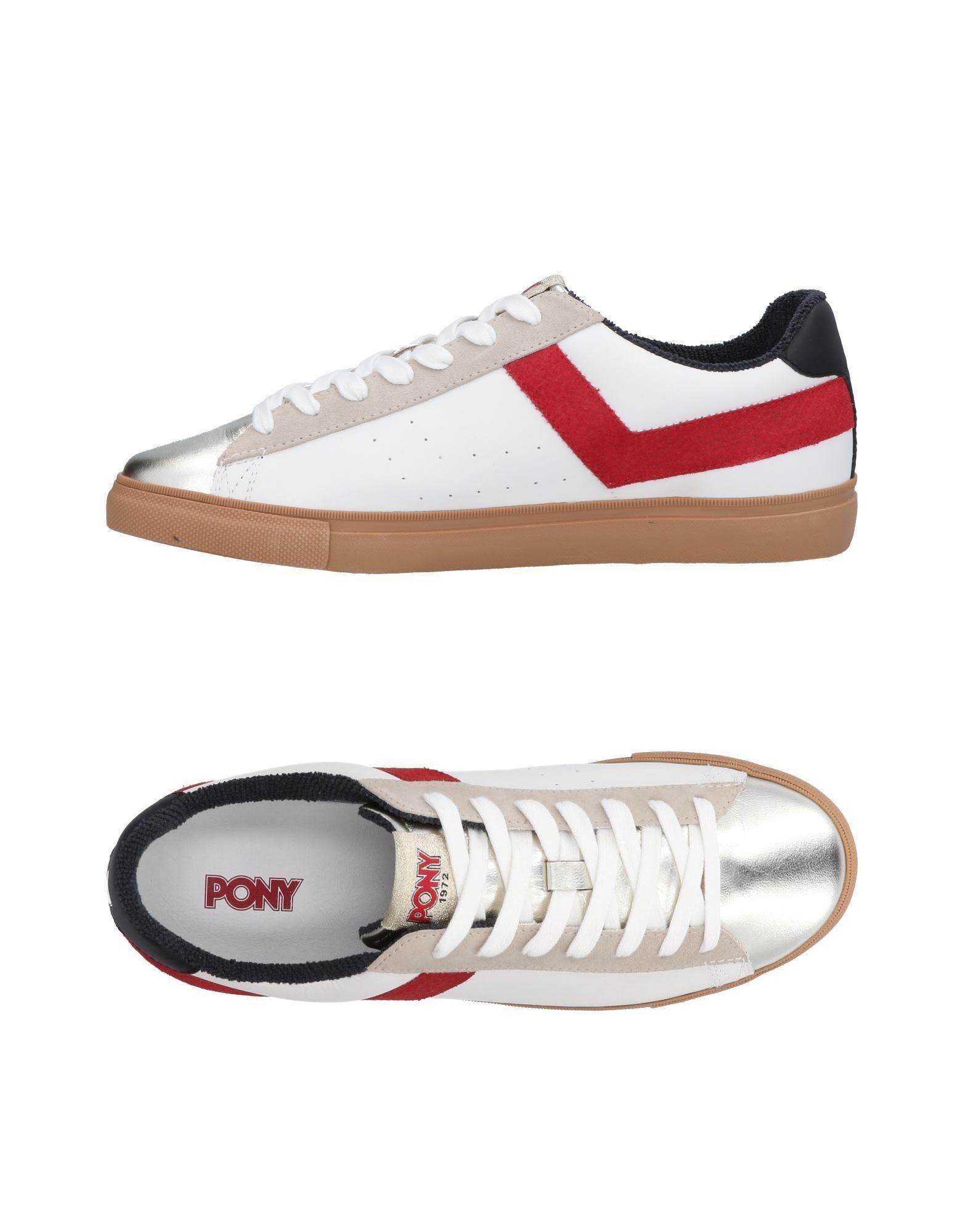 Rabatt echte Schuhe Pony Sneakers Herren  11489151SD