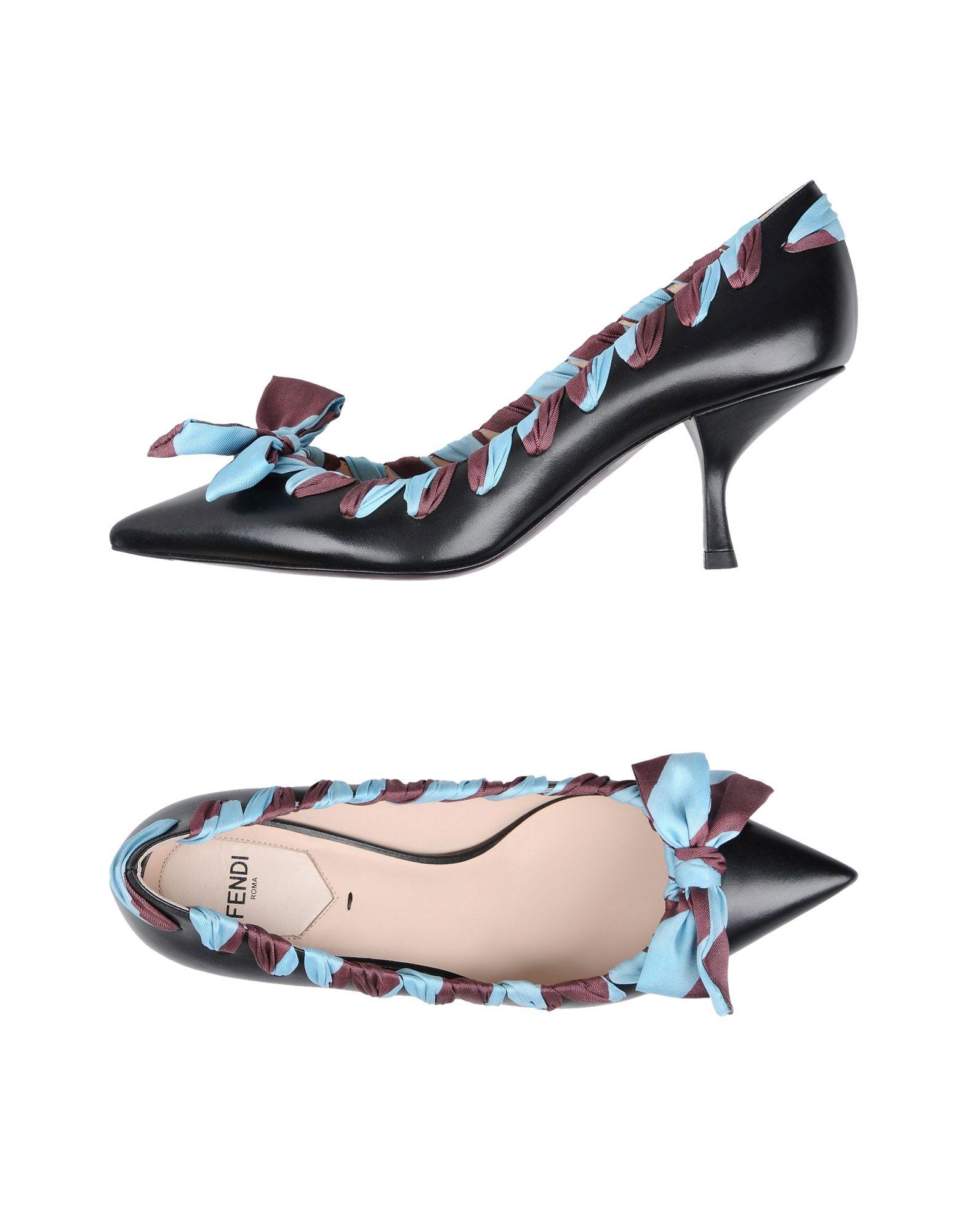 Fendi gut Pumps Damen  11489184TJGünstige gut Fendi aussehende Schuhe 0445aa