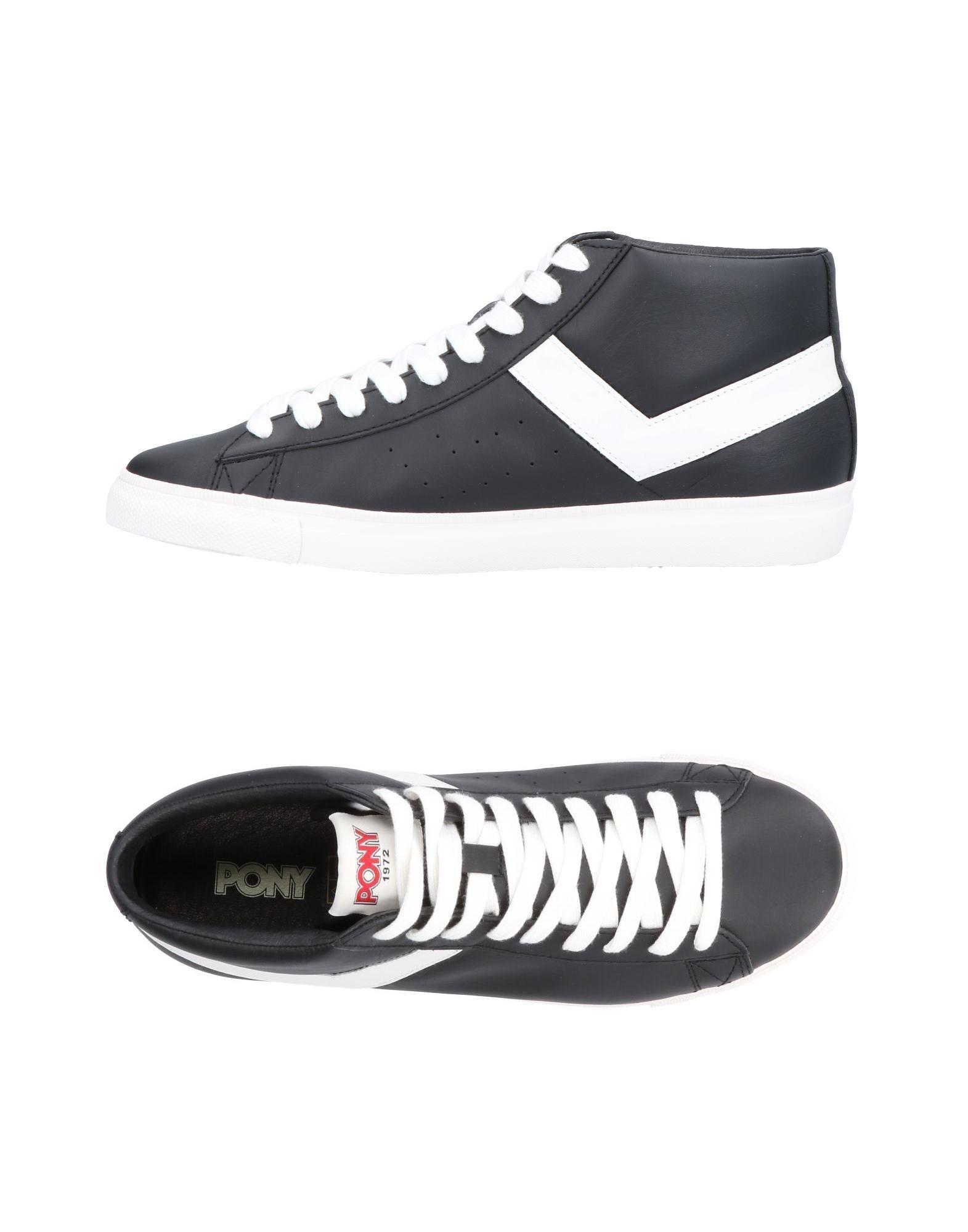 A buon mercato Sneakers Pony Uomo - 11489205NV