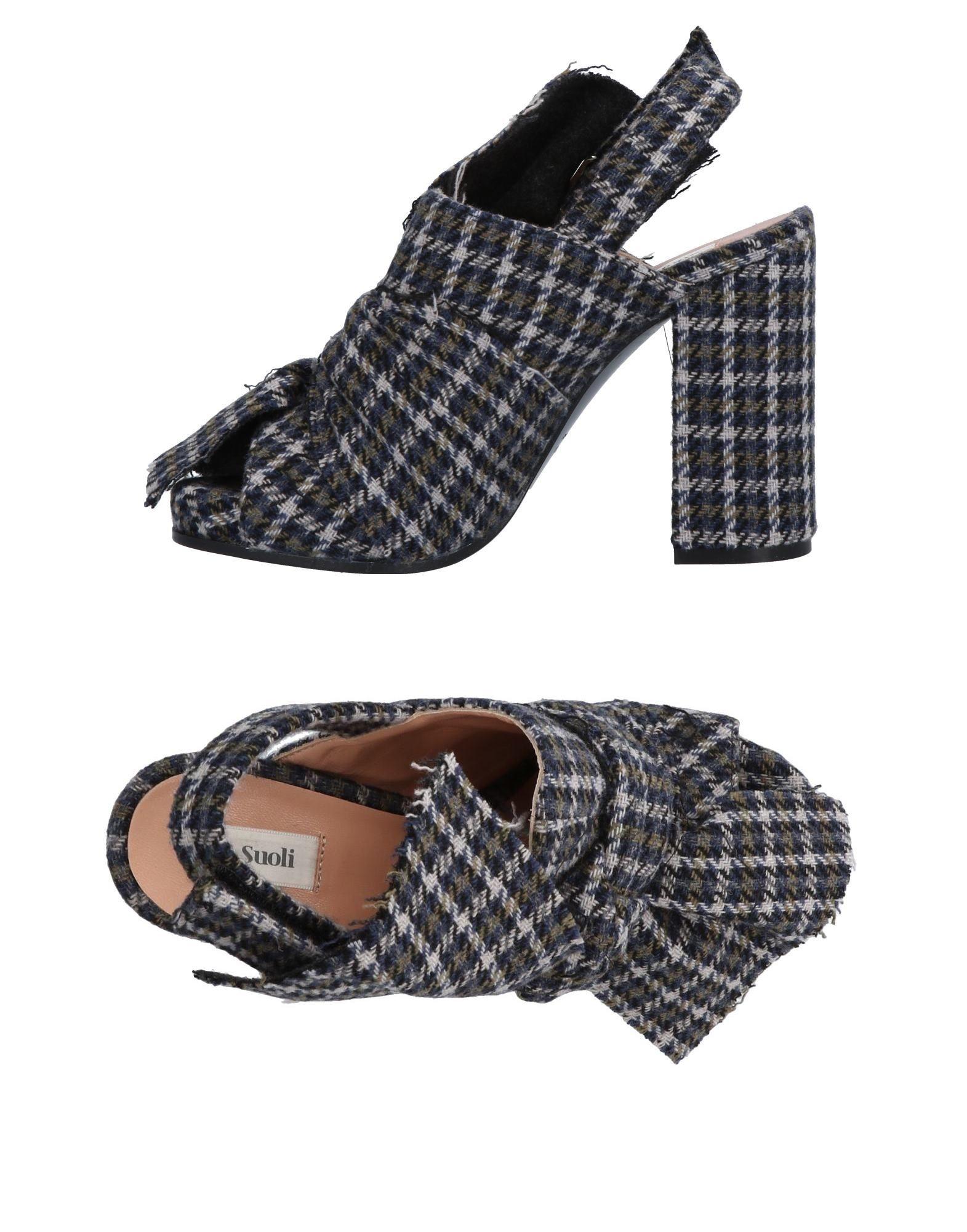 Suoli Sandalen Damen  11489261NV Gute Qualität beliebte Schuhe