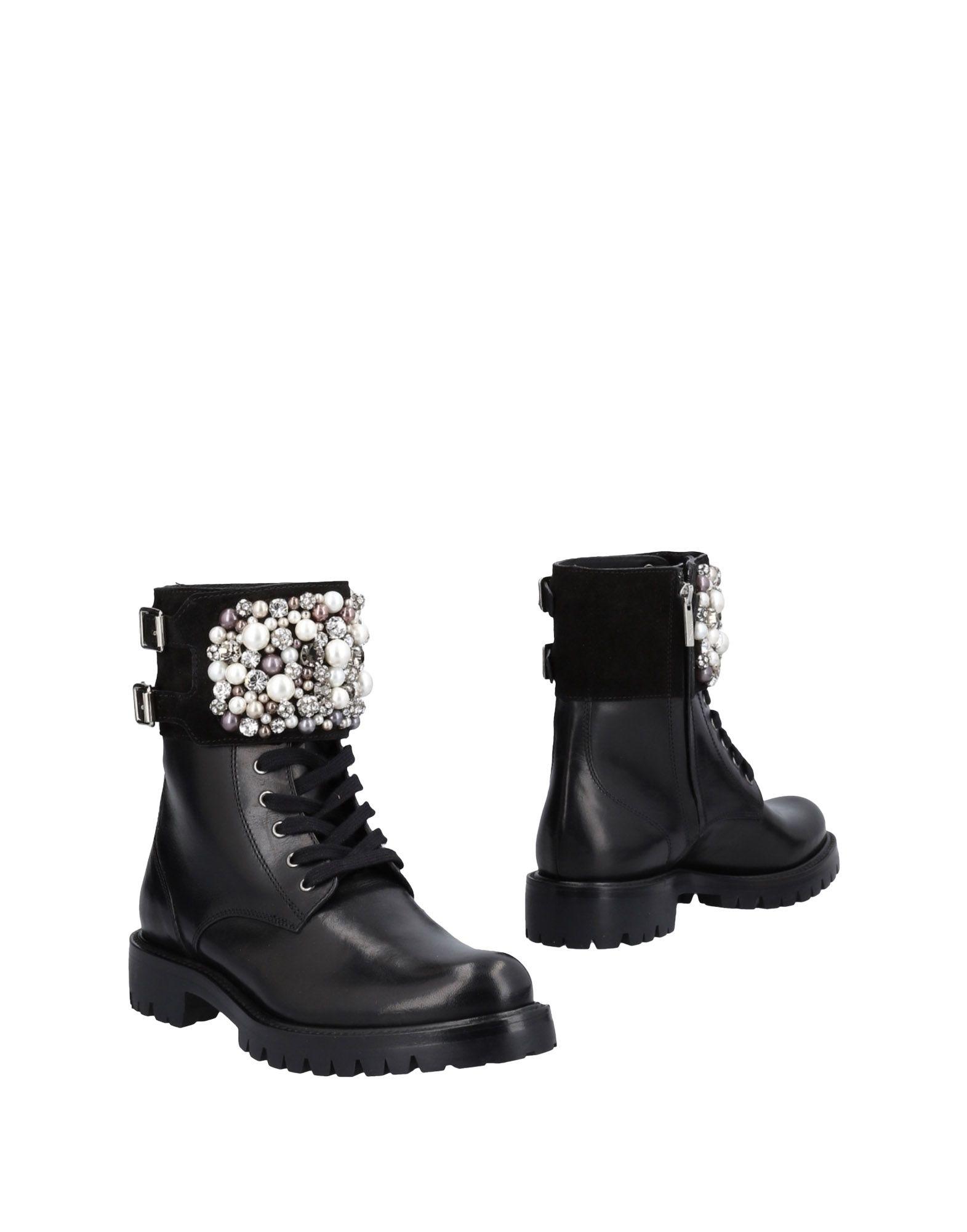 Rene' Caovilla Stiefelette Damen aussehende  11489265PVGünstige gut aussehende Damen Schuhe c47f93