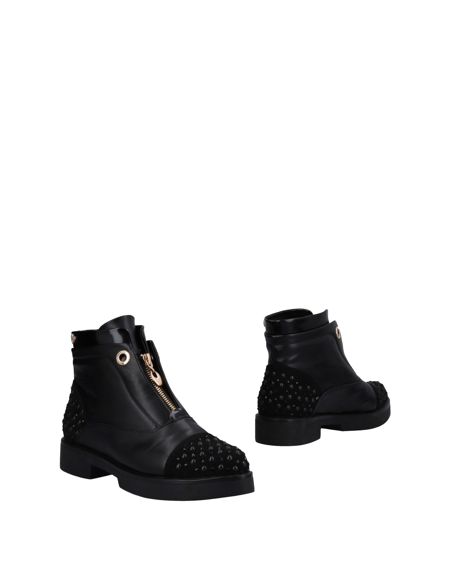 Blu Byblos Stiefelette Damen  11489287BH Neue Schuhe