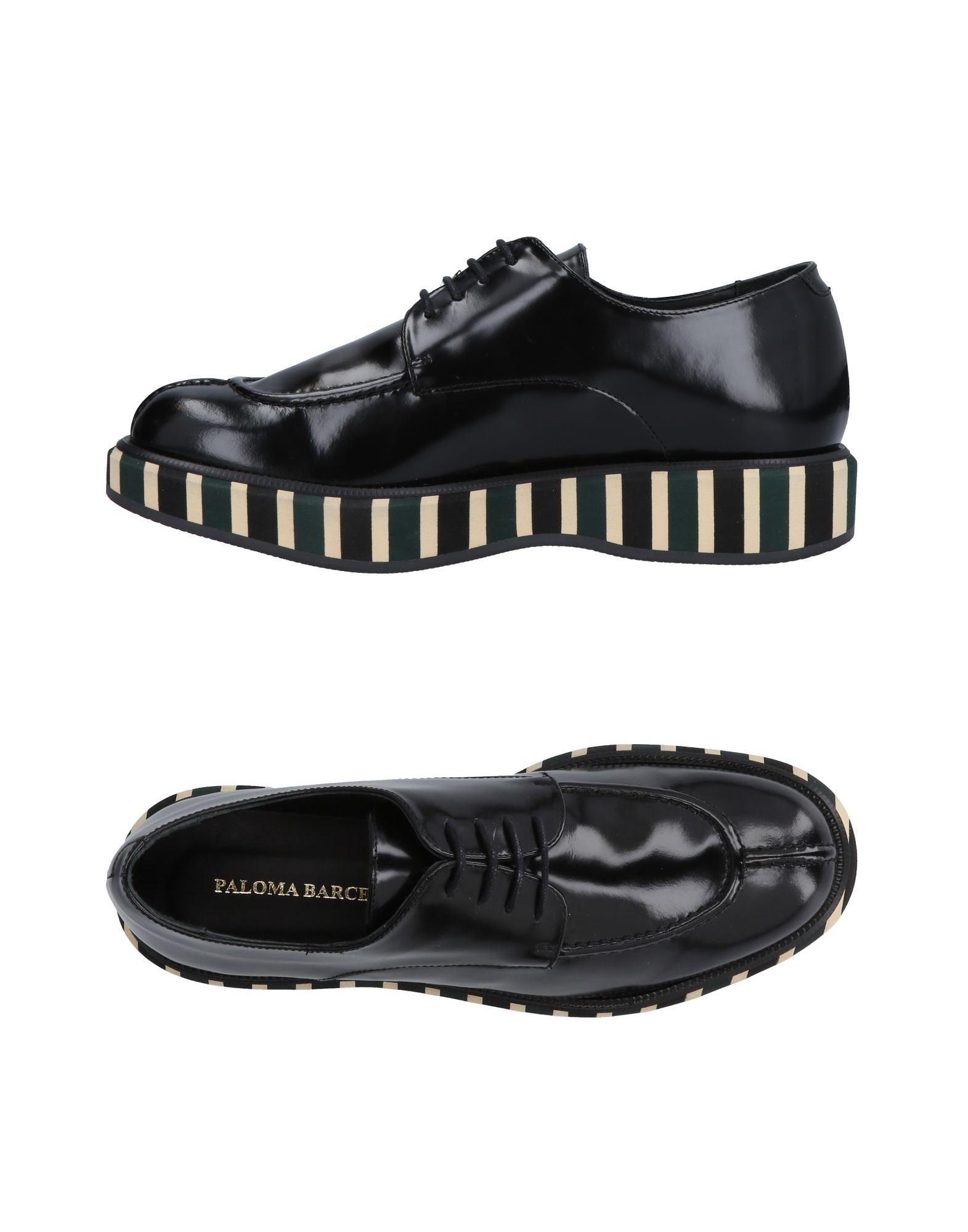 Gut um billige Schuhe zu tragenPaloma Barceló Schnürschuhe Damen Damen Damen  11489301MF af763b